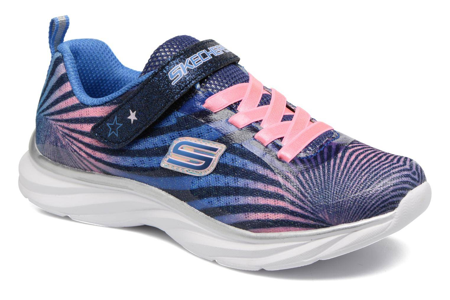 Skechers - Pepsters Colorbeam by  -Tennarit Lapsille  / Harmaa
