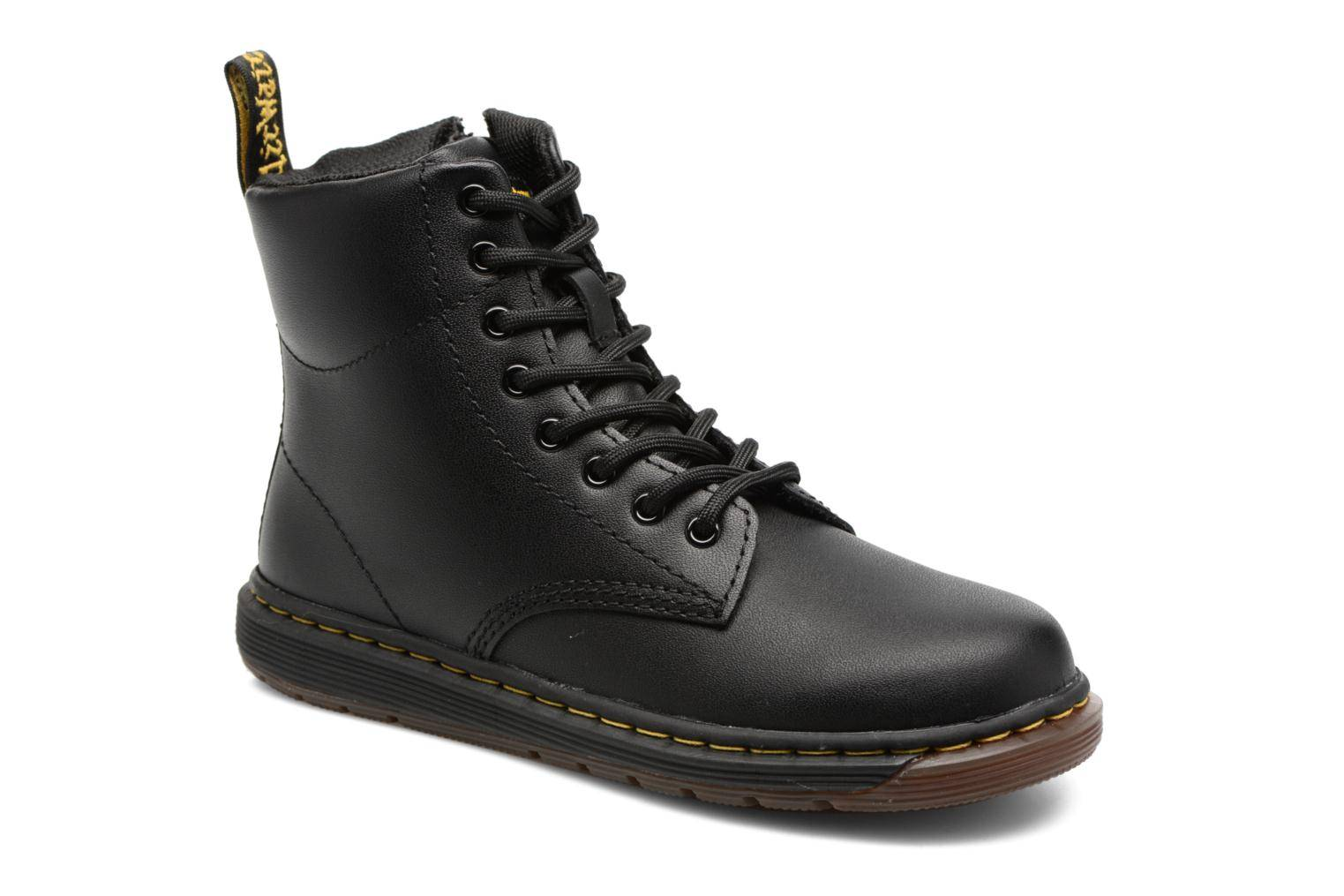 Dr. Martens - Malky J by  -Nilkkurit Lapsille  / Musta
