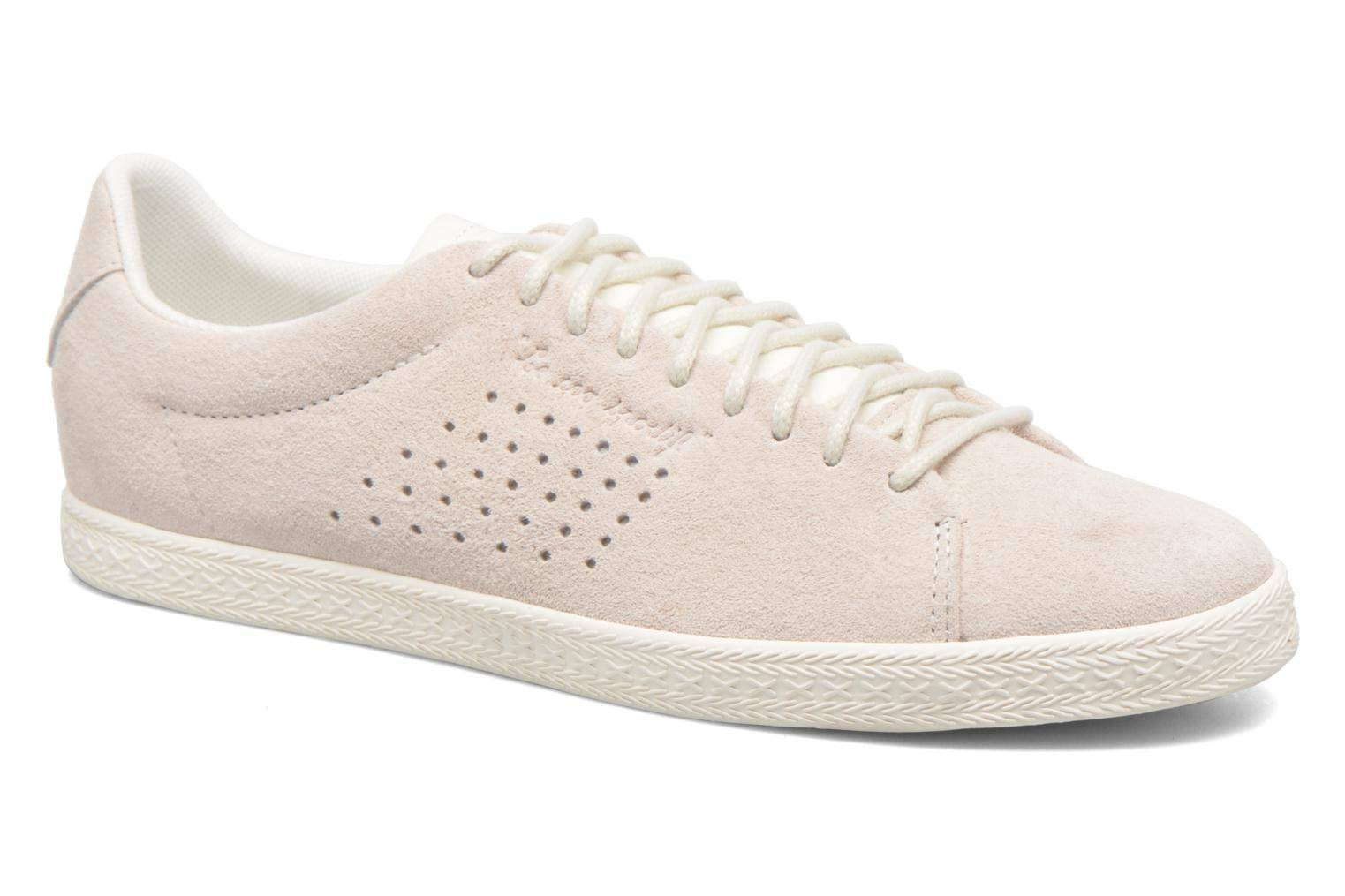 Le Coq Sportif - Charline Nubuck by  - Tennarit Naisille  / Beige