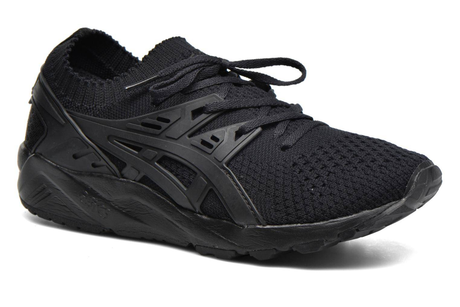 Asics - Gel Kayano Trainer Knit W by  - Tennarit Naisille  / Musta