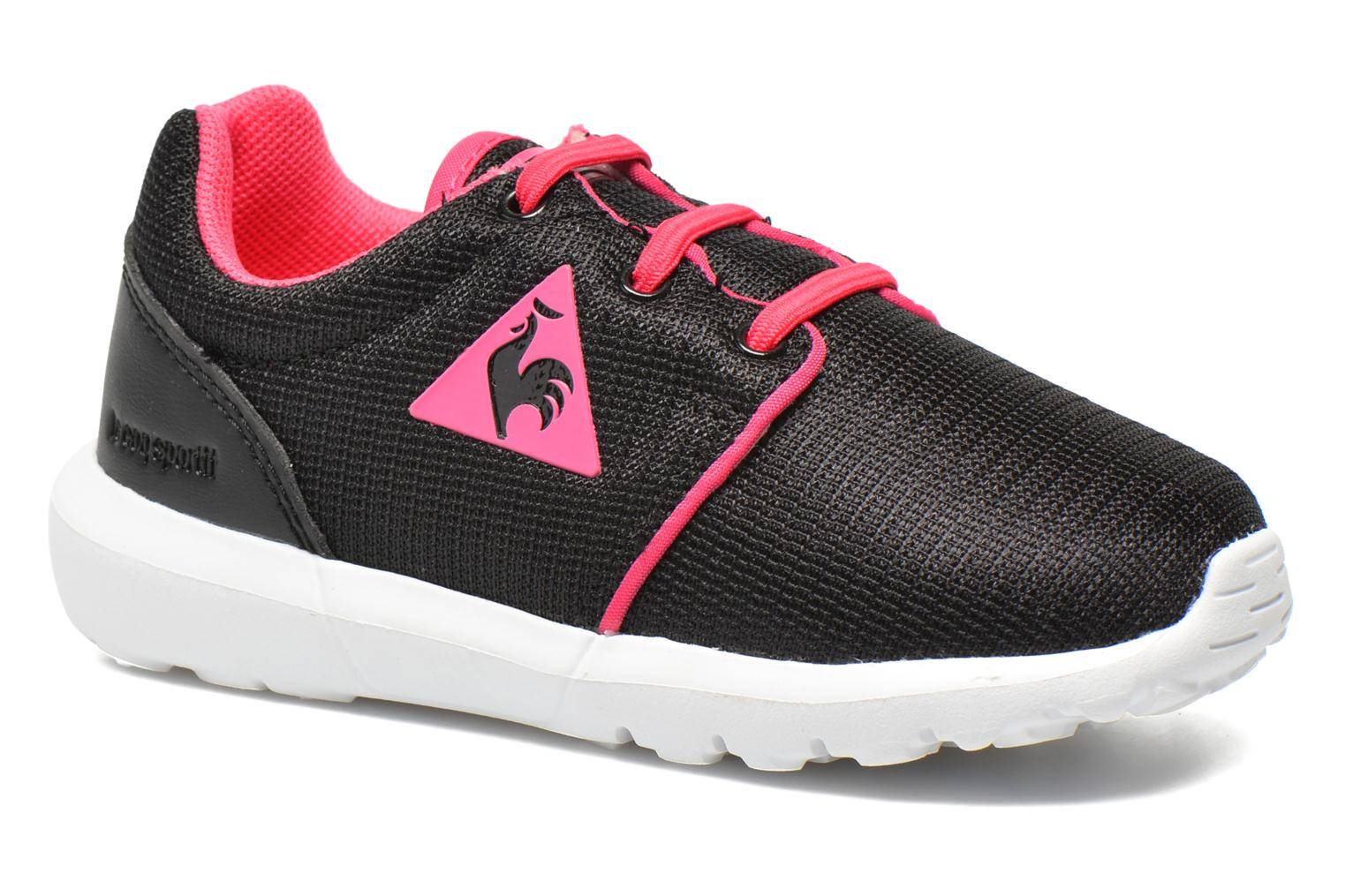 Le Coq Sportif - Dynacomf INF Mesh by  -Tennarit Lapsille  / Musta