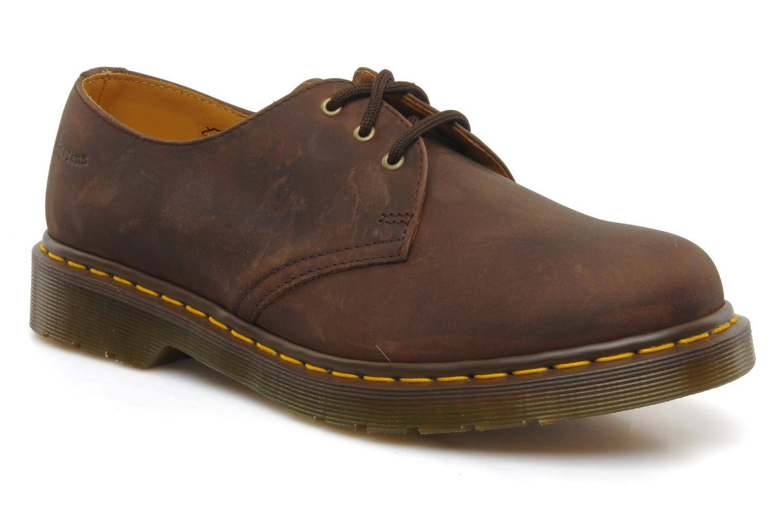 Dr. Martens - 1461 59 by  - Nauhakengät Miehille  / Ruskea