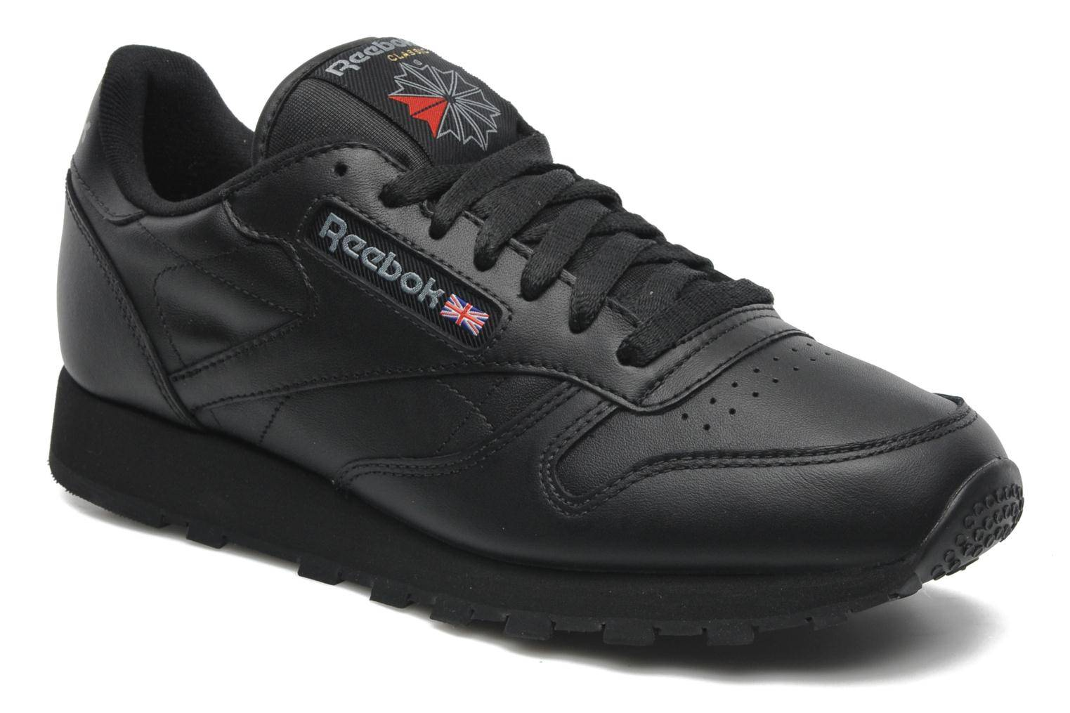 Reebok - Classic Leather by  - Tennarit Miehille  / Musta