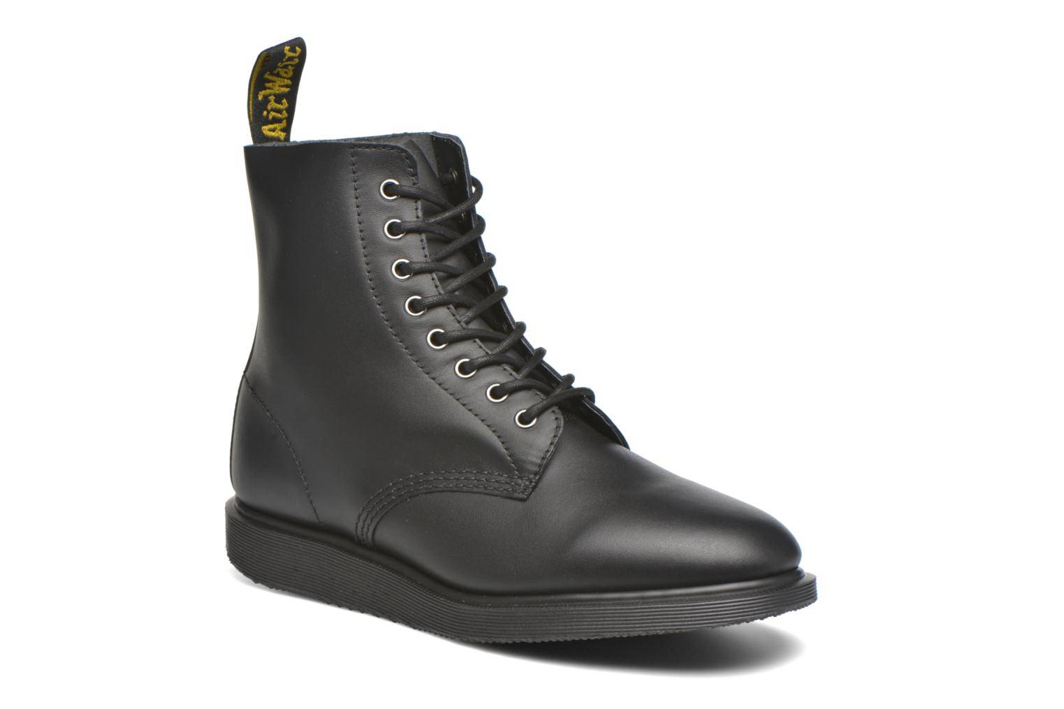 Dr. Martens - Whiton by  - Nilkkurit Miehille  / Musta