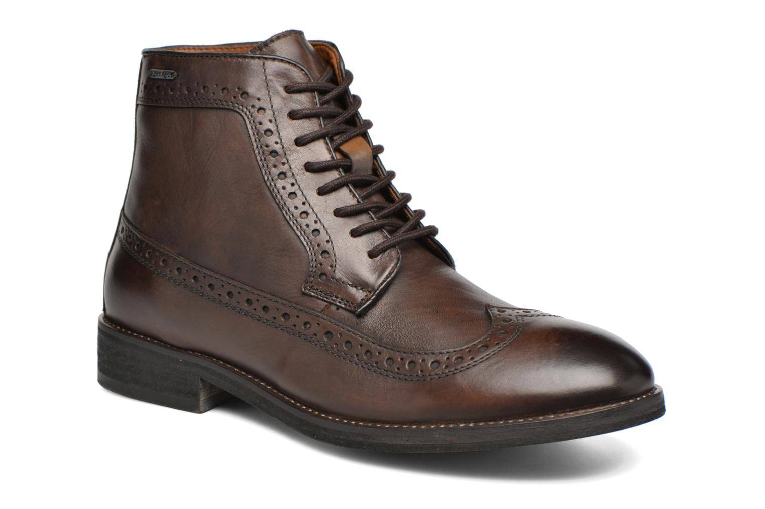Pepe jeans - Hackney Wing Tip Boot by  - Nilkkurit Miehille  / Ruskea