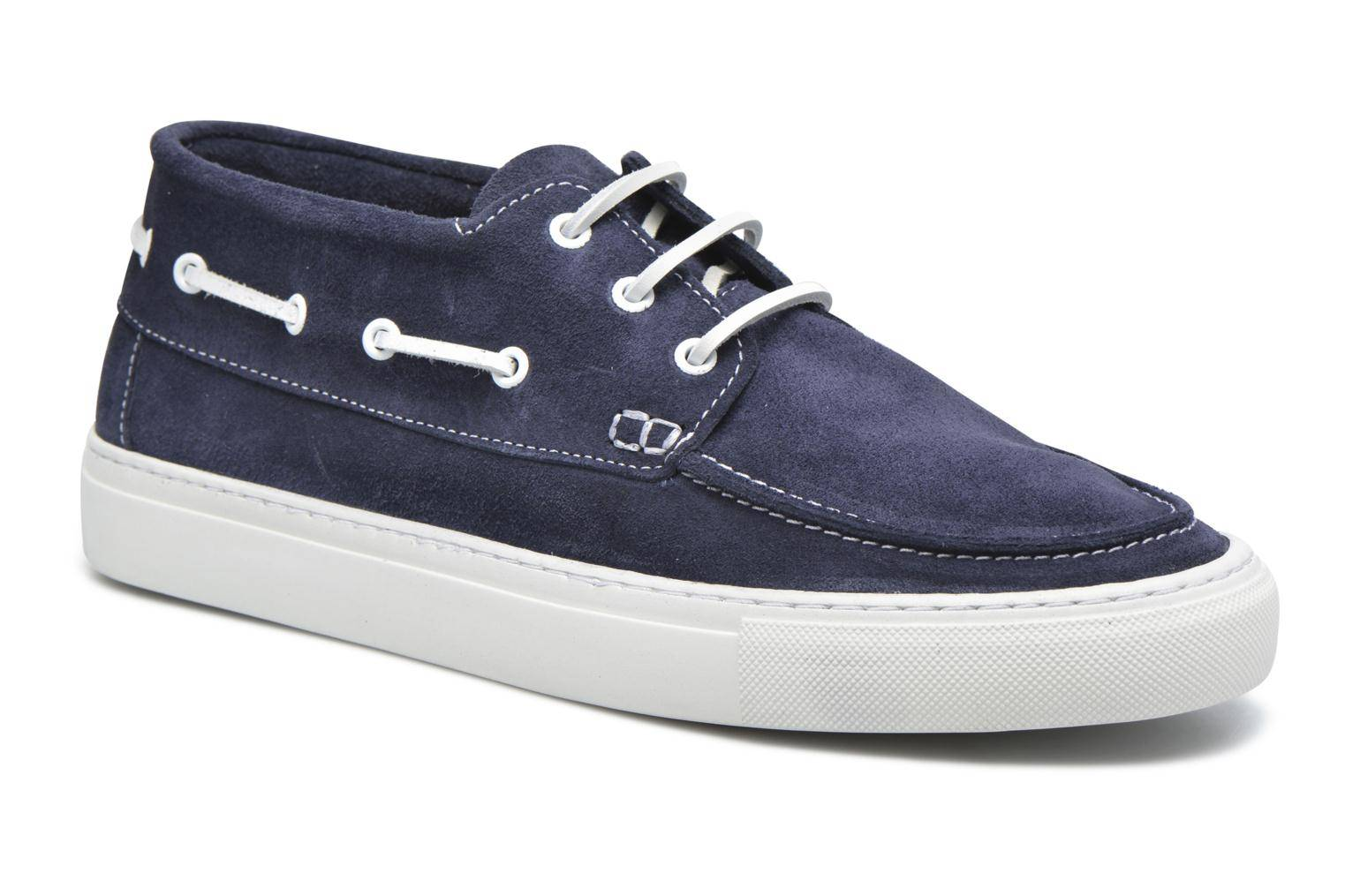 Selected Homme - August Hightop Boat Shoe by  - Tennarit Miehille  / Sininen