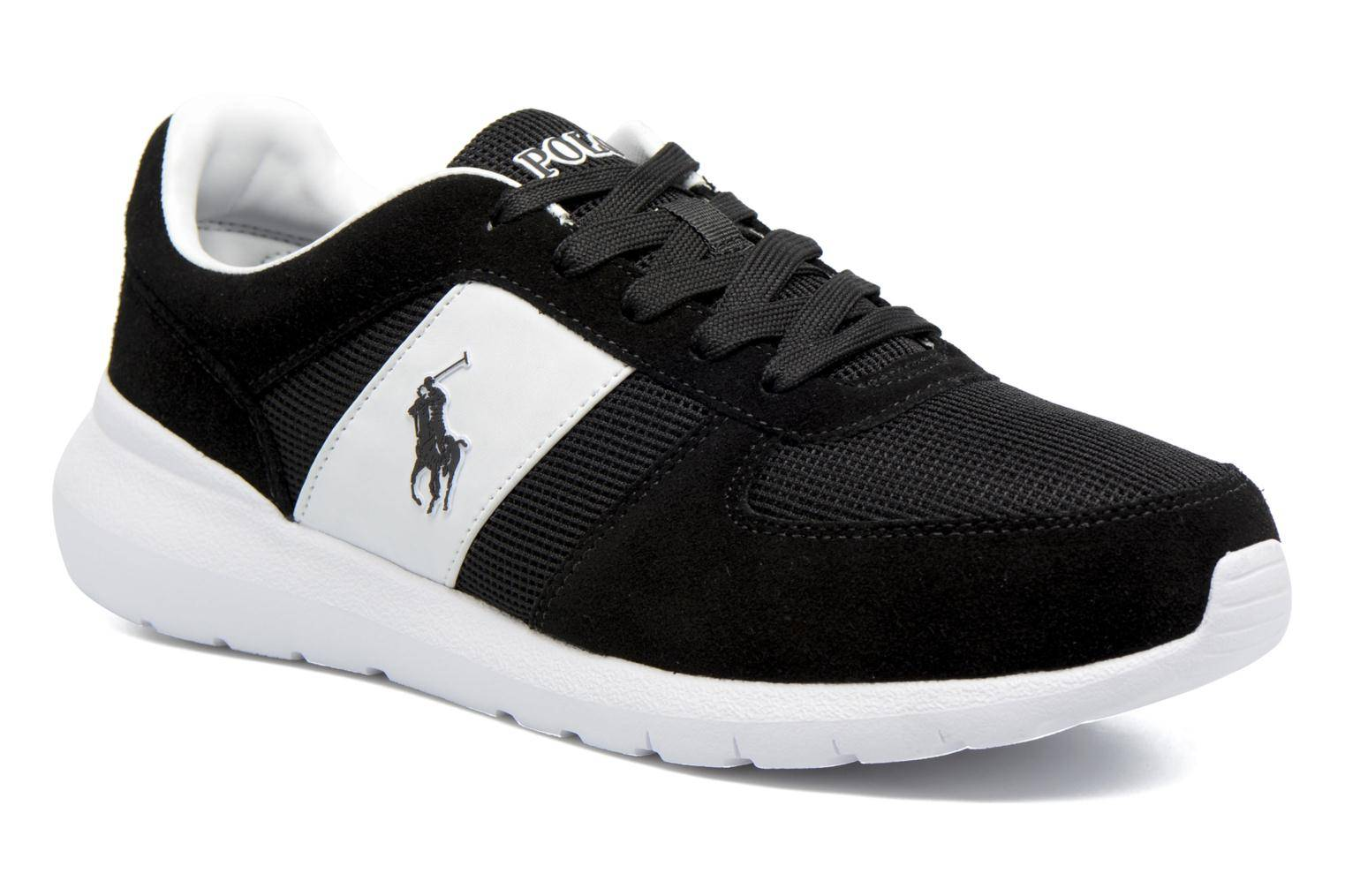 Polo Ralph Lauren - Cordell-Sneakers-Athletic Shoe by  - Tennarit Miehille  / Musta