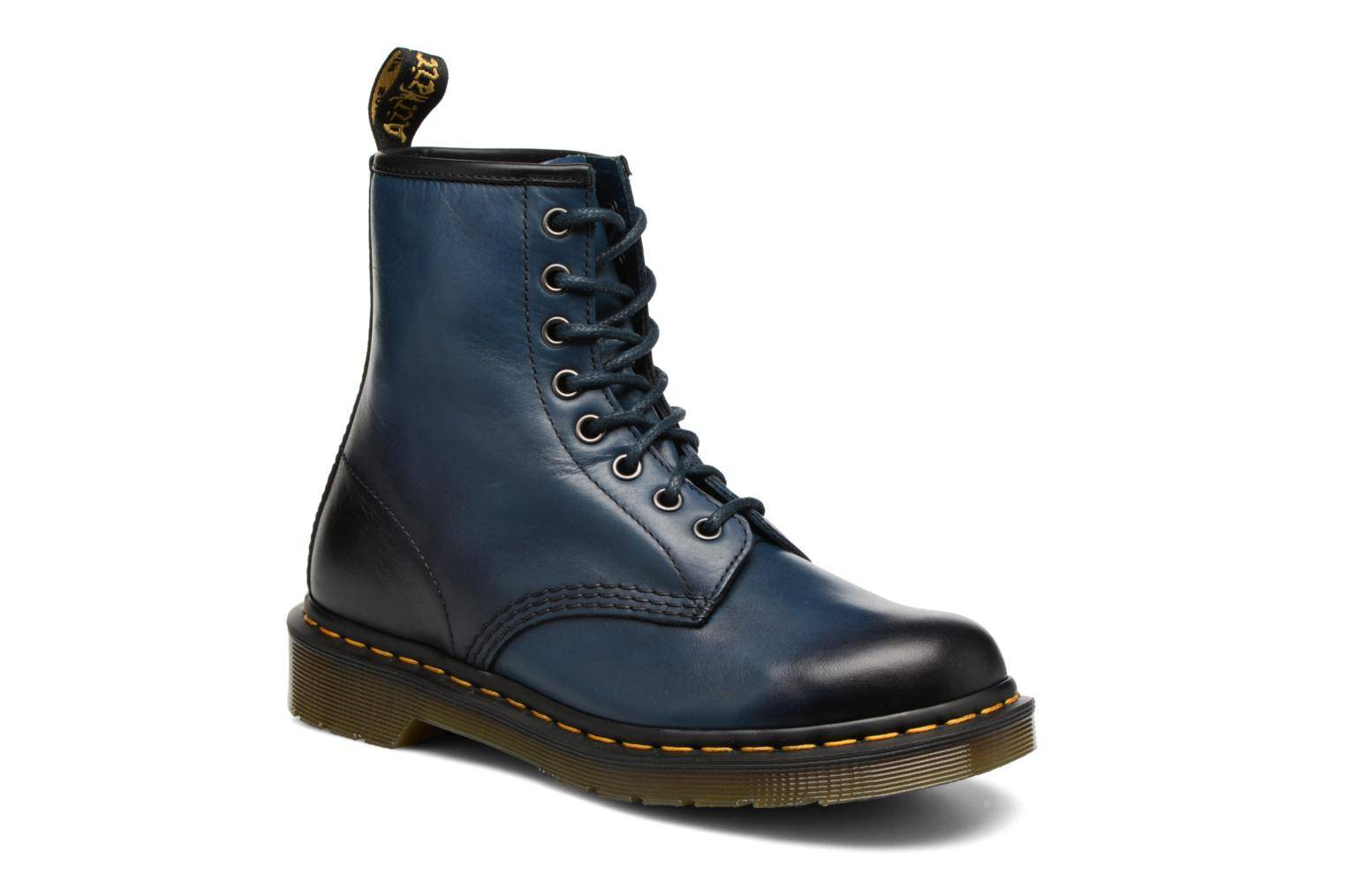 Dr. Martens - 1460 W by  - Nilkkurit Naisille  / Musta