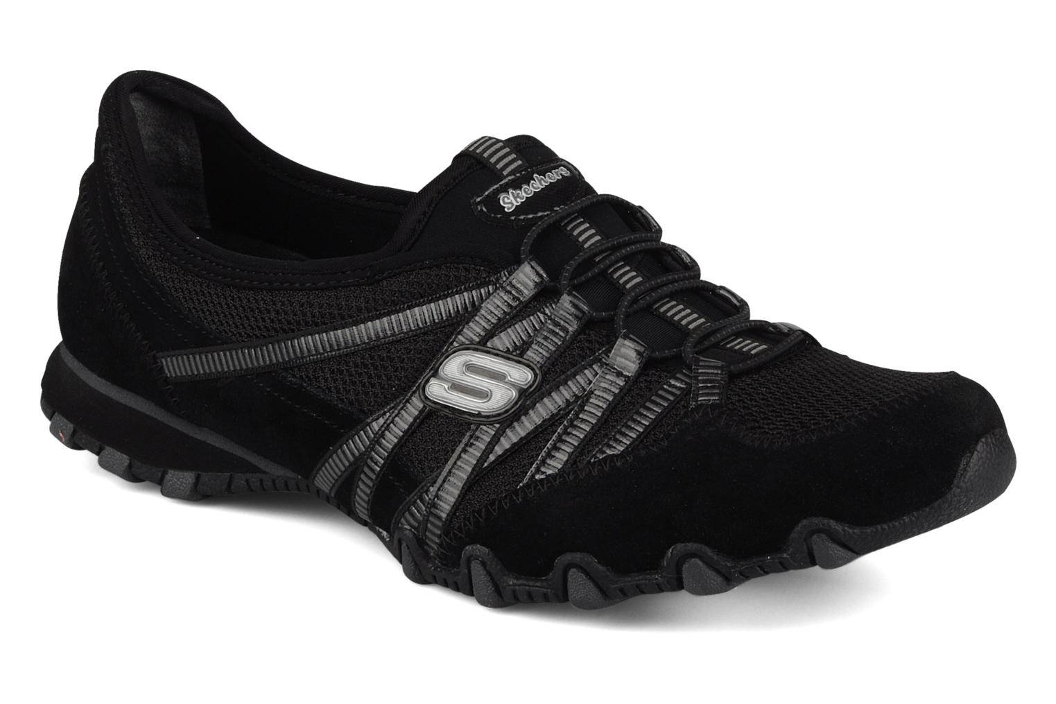 Skechers - Hot-ticket 21159 by  - Tennarit Naisille  / Musta