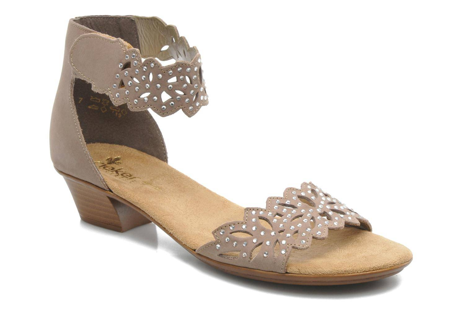 Rieker - Pacific 68396 by  - Sandaalit Naisille  / Beige