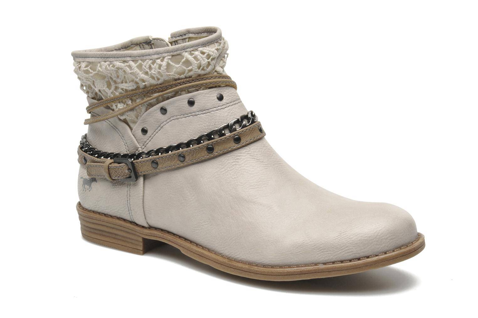 Mustang shoes - Amuvi by  - Nilkkurit Naisille  / Beige