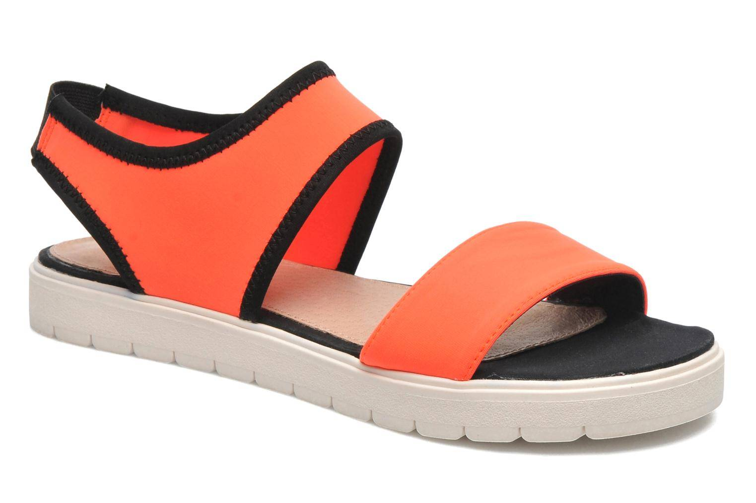 Steve Madden - PRESSIN by  - Sandaalit Naisille  / Oranssi