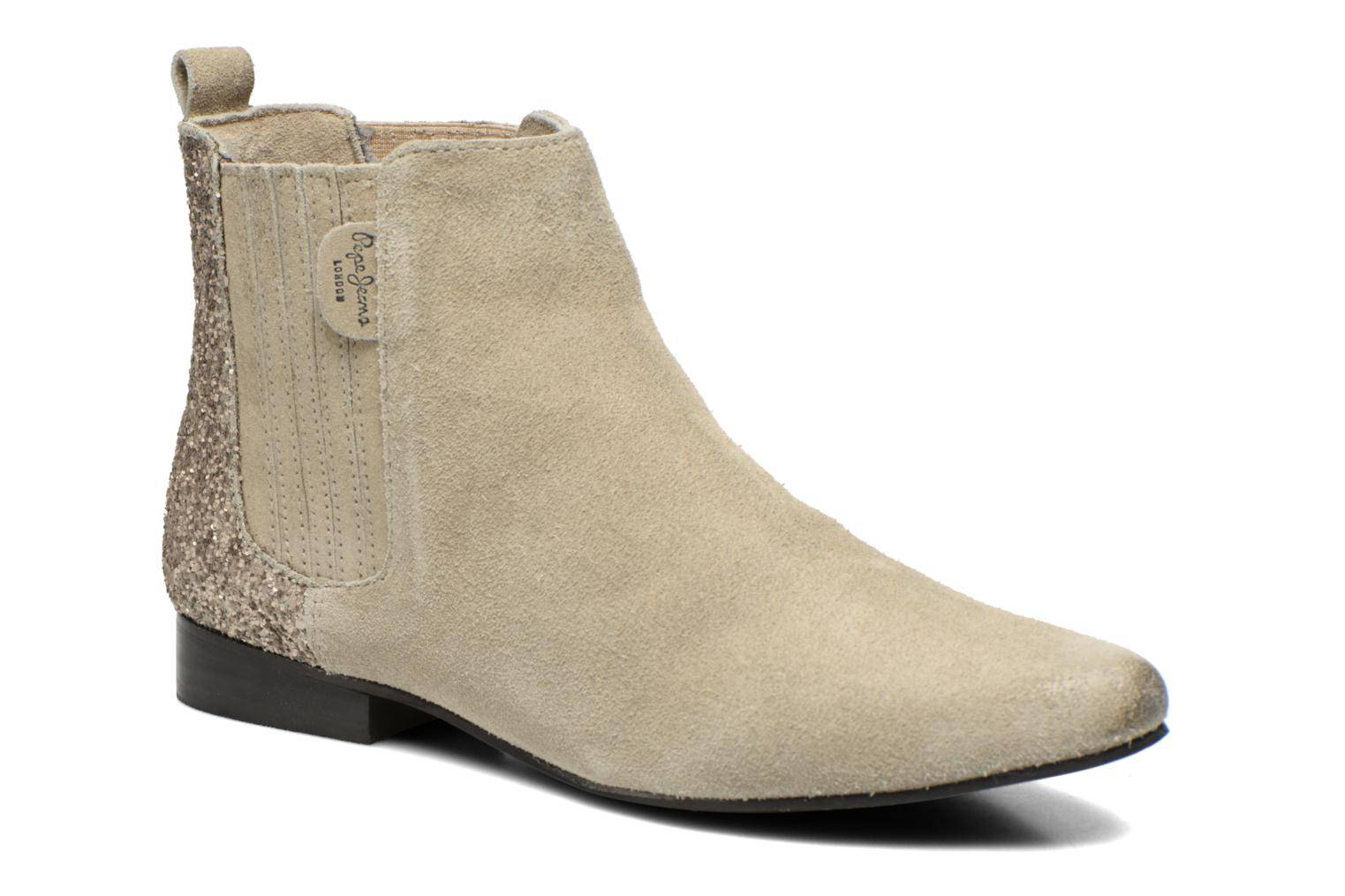 Pepe jeans - Redford Half by  - Nilkkurit Naisille  / Beige