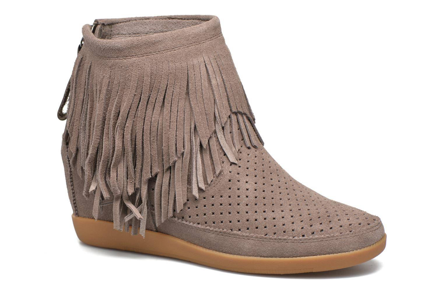 Shoe the bear - Emmy Fringes by  - Nilkkurit Naisille  / Beige