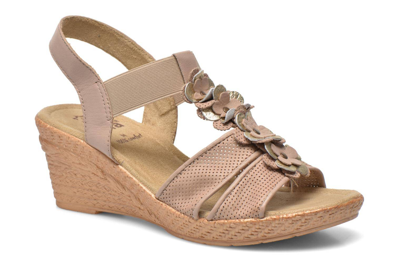 Jana shoes - Morana by  - Sandaalit Naisille  / Beige