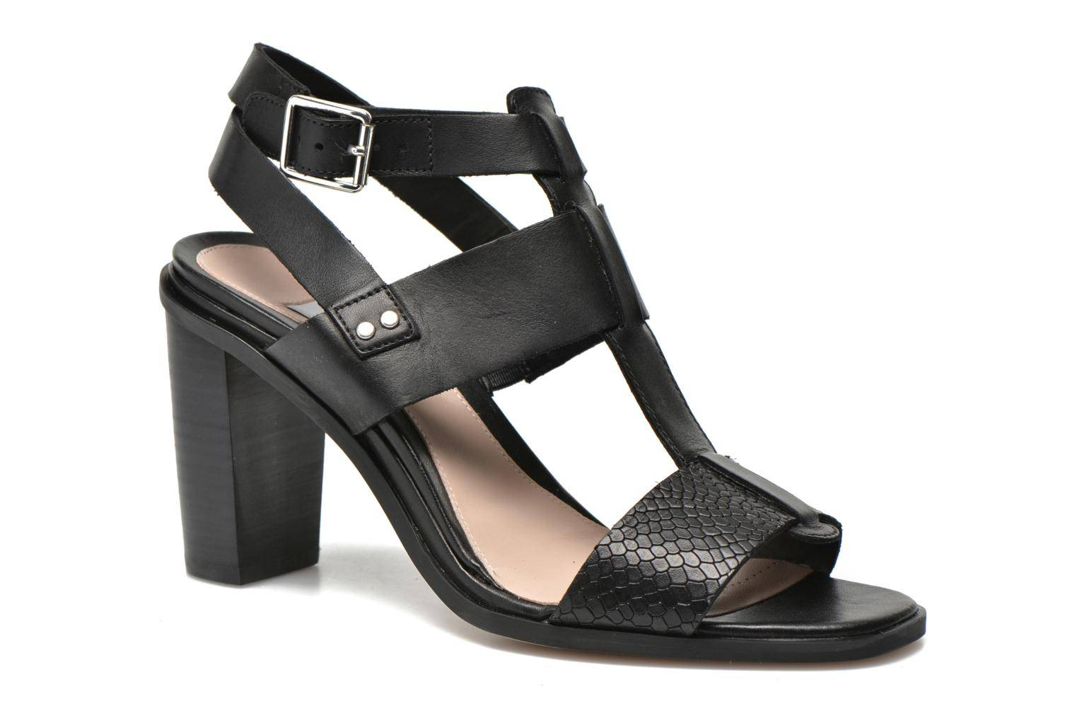 Clarks - Image Crush by  - Sandaalit Naisille  / Musta