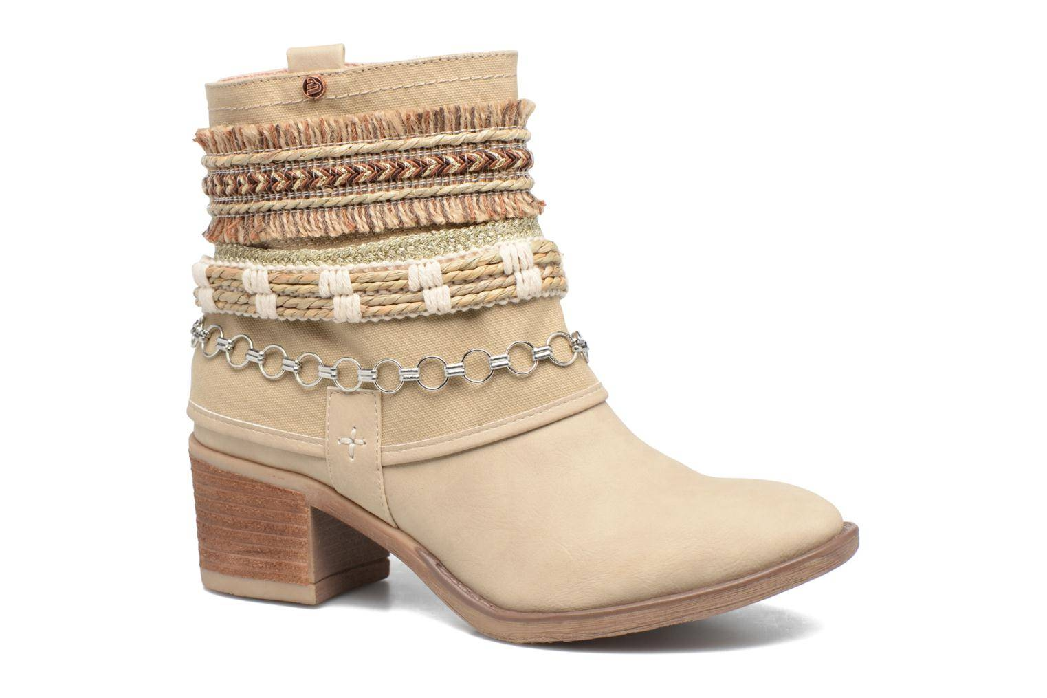 Bullboxer - Morano by  - Nilkkurit Naisille  / Beige