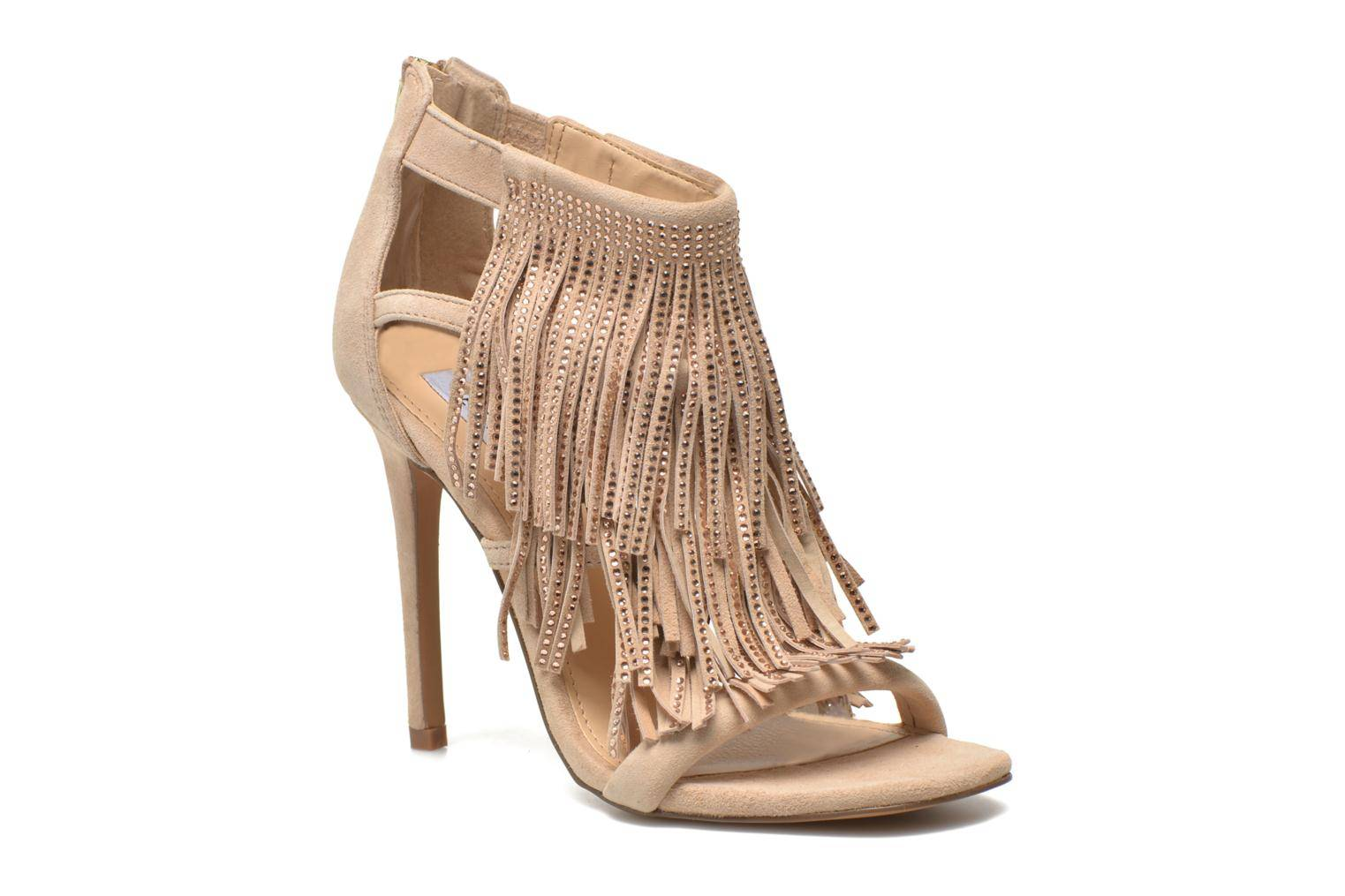 Steve Madden - FRINGLY-R by  - Sandaalit Naisille  / Beige