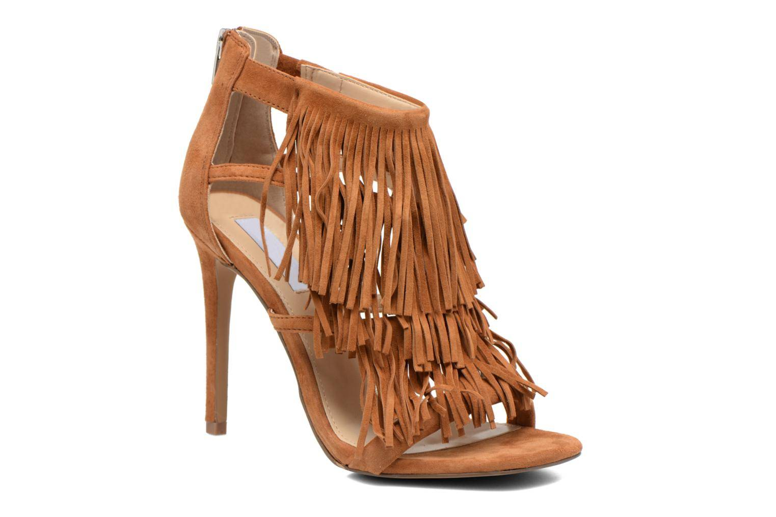 Steve Madden - FRINGLY by  - Sandaalit Naisille  / Ruskea