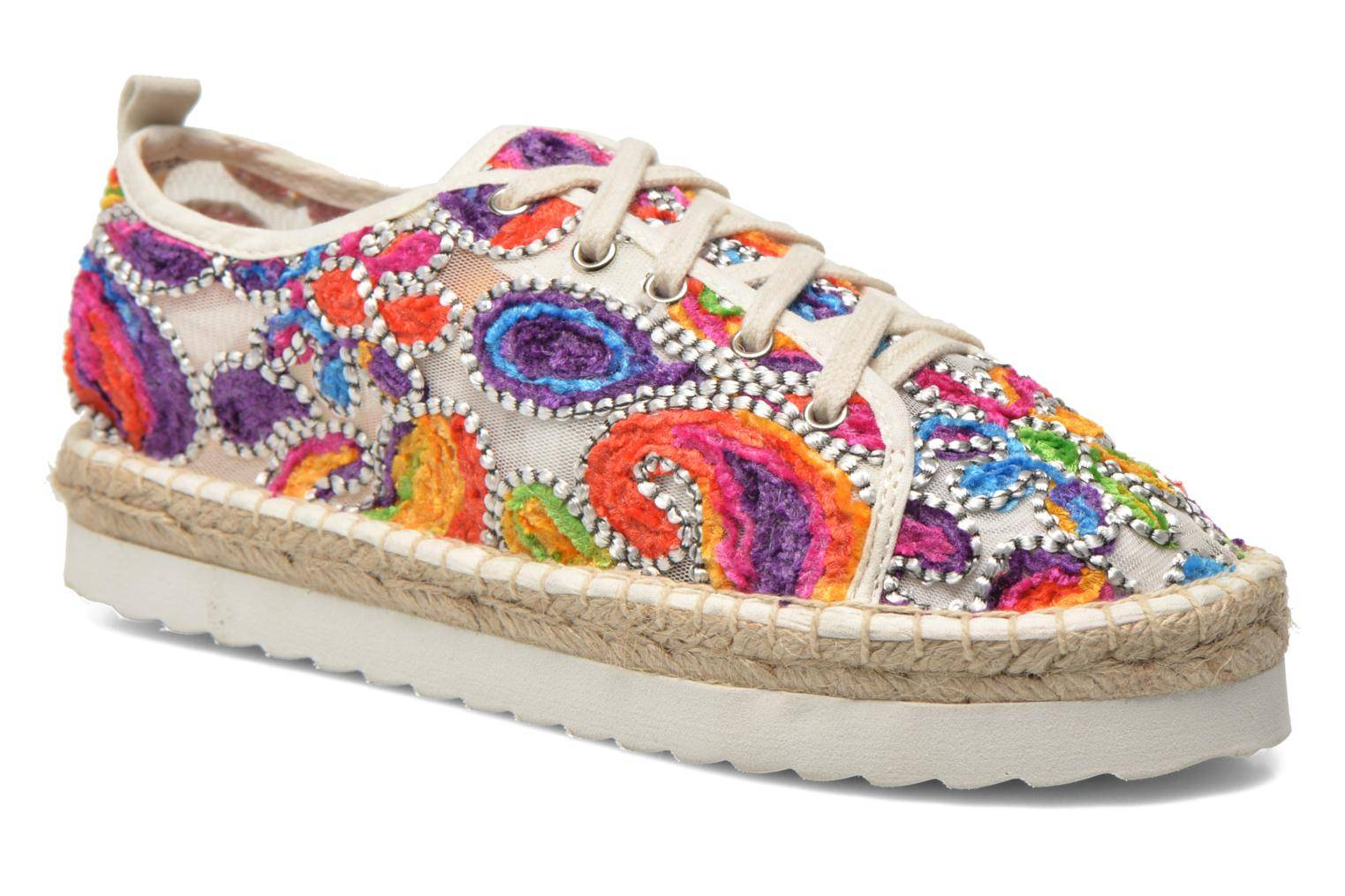 Colors of California - Poshpadrille lacet by  - Espadrillot Naisille  / Monivärinen