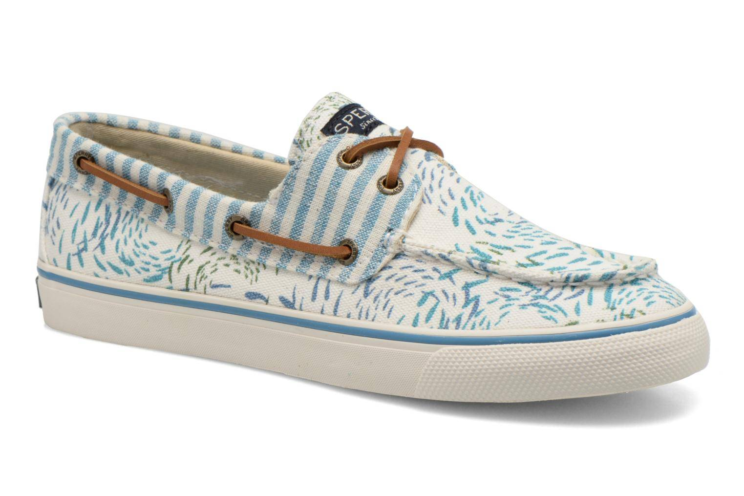 Sperry Top-Sider - Bahama Fish Circles by  - Nauhakengät Naisille  / Sininen