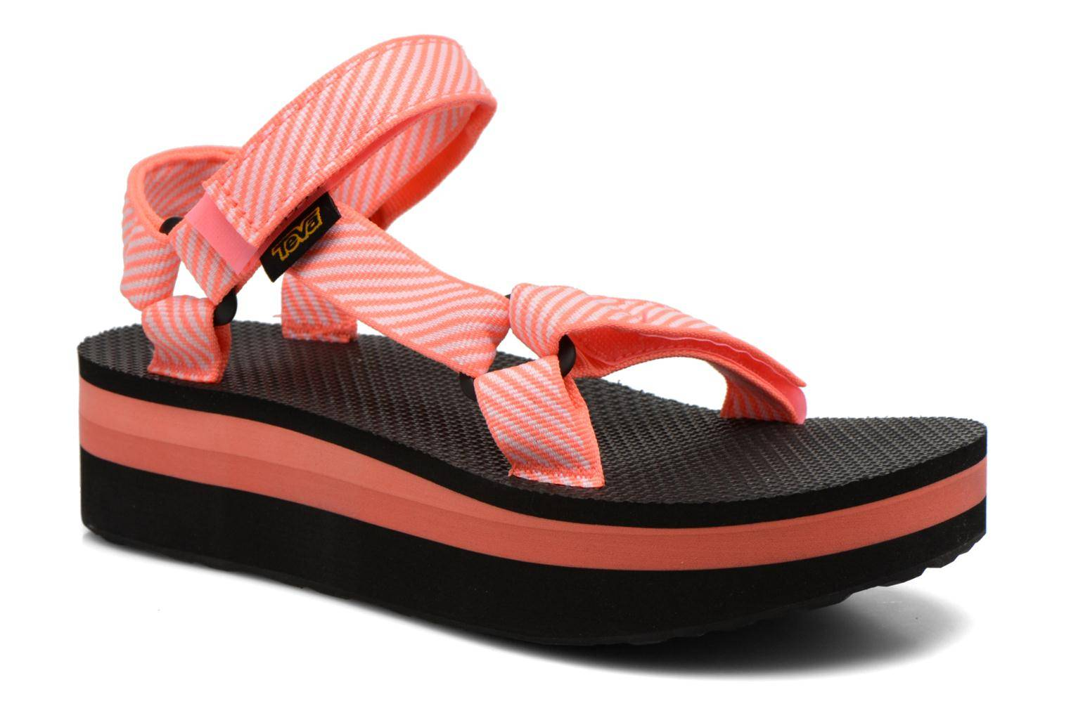 Teva - Flatform Universal Candy by  - Sandaalit Naisille  / Oranssi