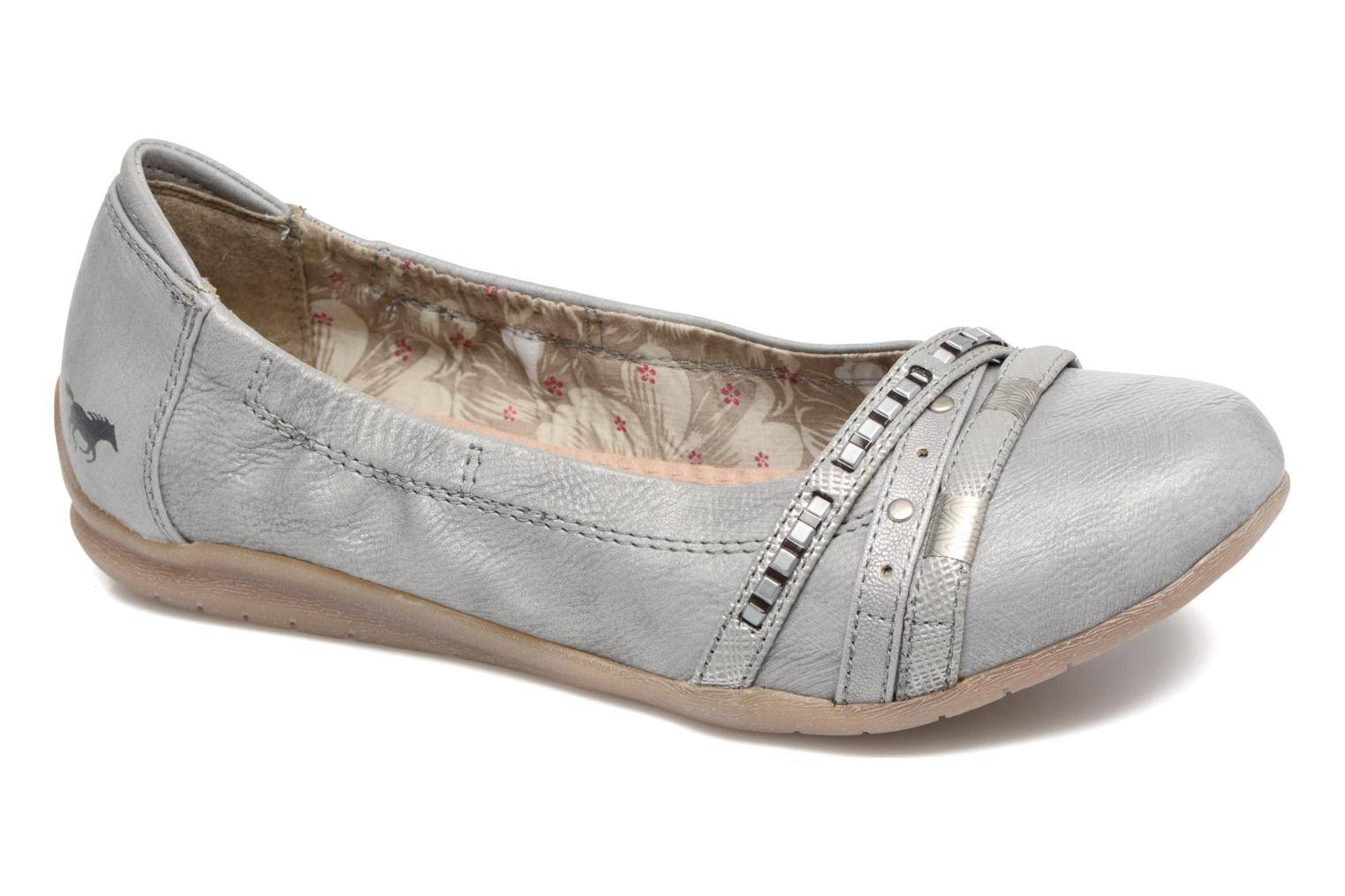 Mustang shoes - Losle by  - Ballerinat Naisille  / Harmaa