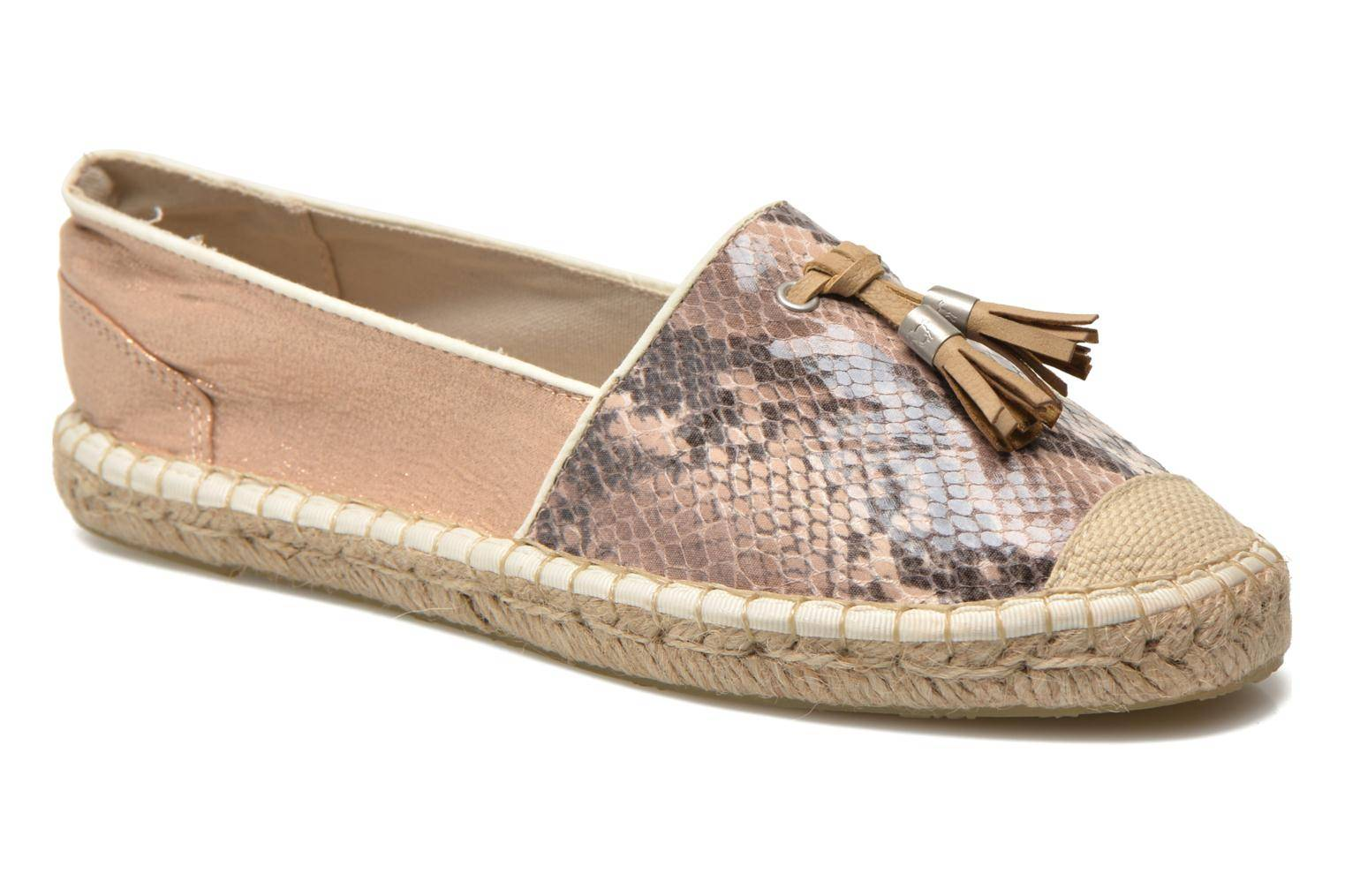 Mustang shoes - Brauw by  - Espadrillot Naisille  / Ruskea