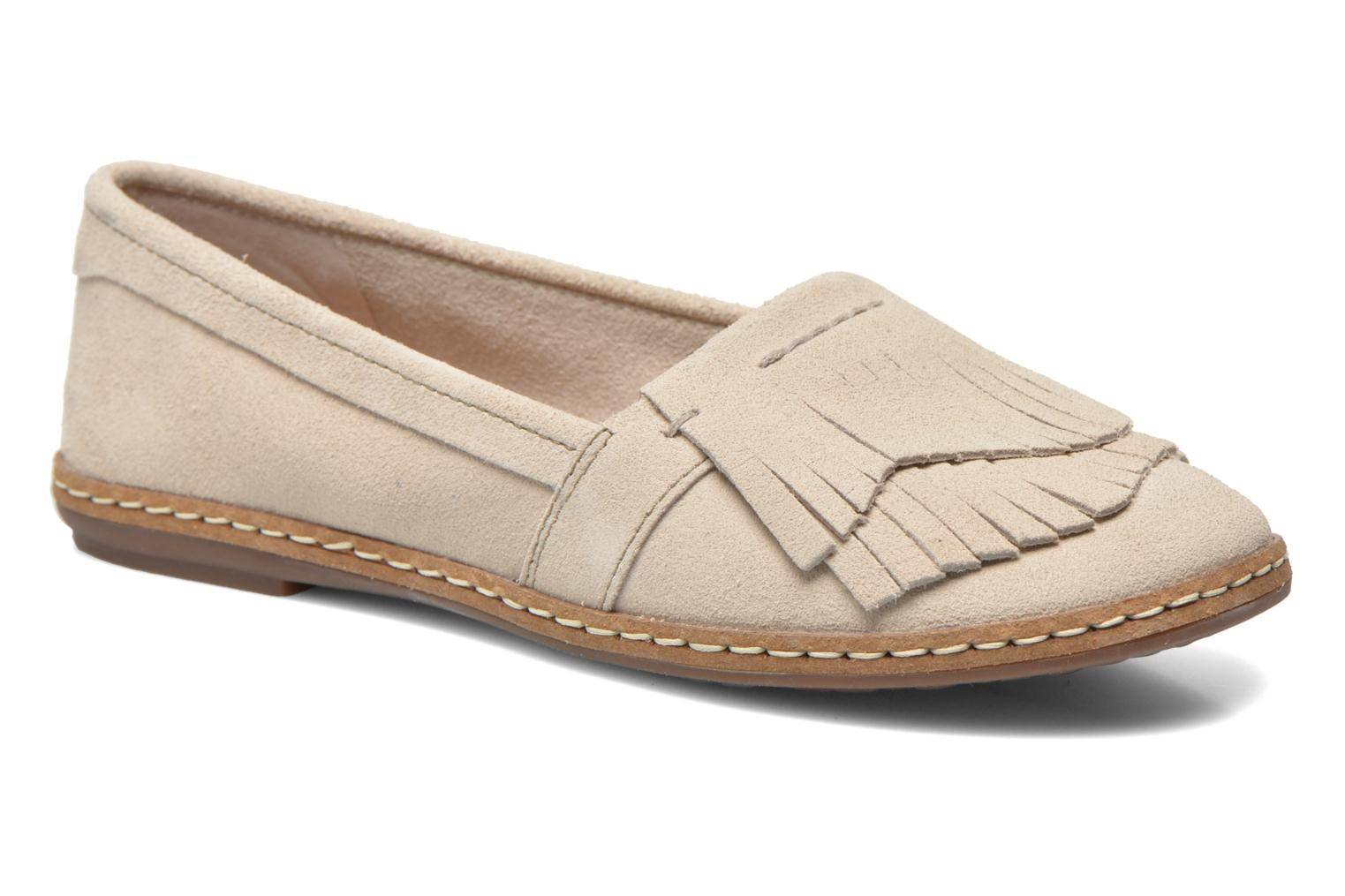 Hush Puppies - Anza Piper by  - Loaferit Naisille  / Beige