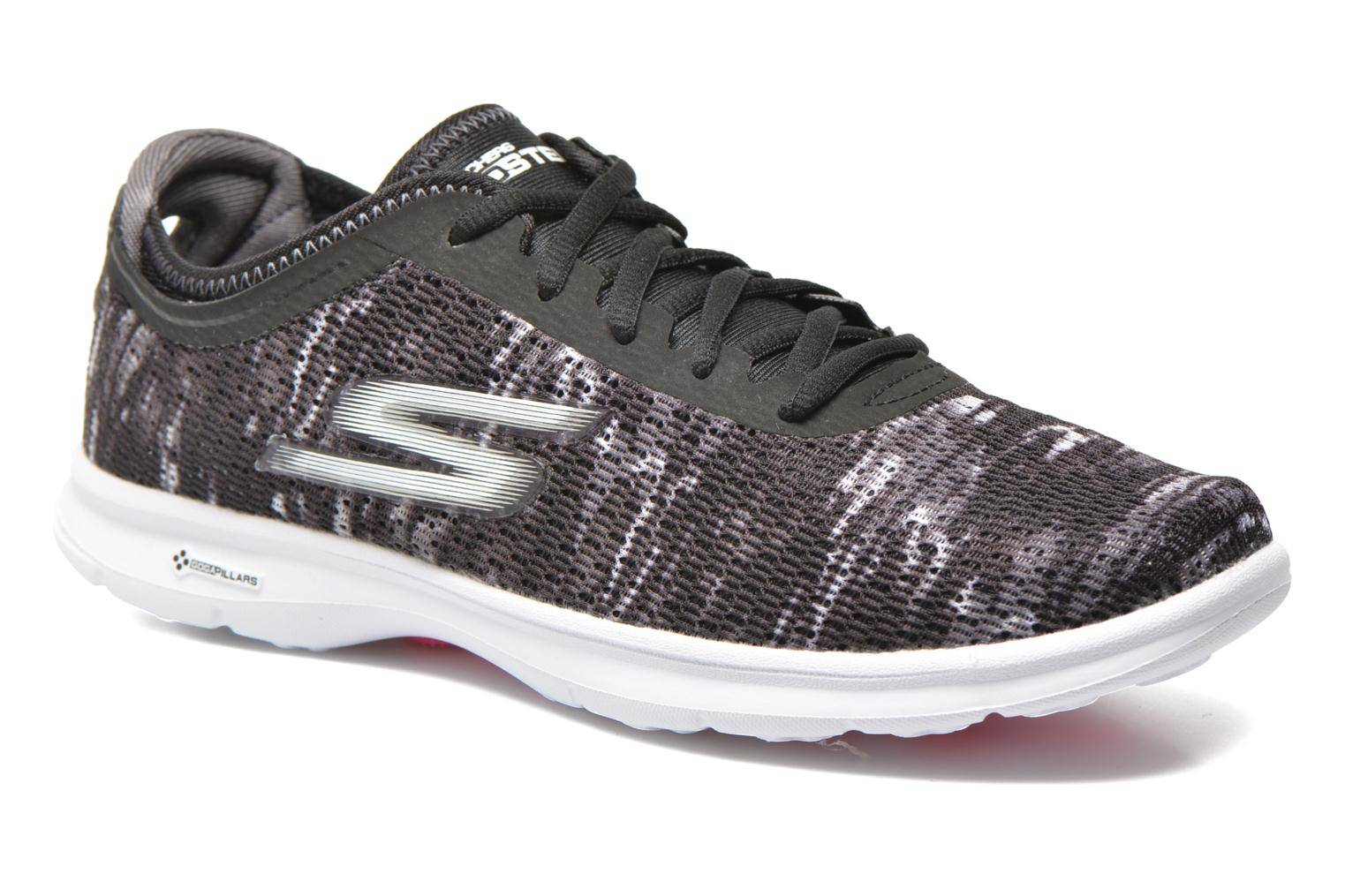 Skechers - Go Step 14200 by  - Tennarit Naisille  / Musta