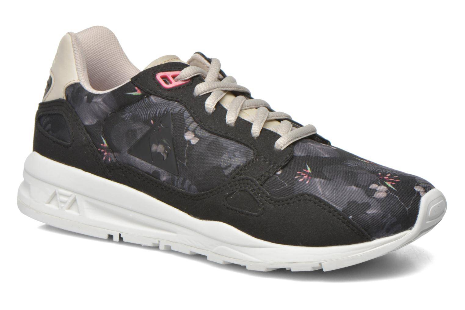 Le Coq Sportif - Lcs R900 W Winter Floral by  - Tennarit Naisille  / Musta