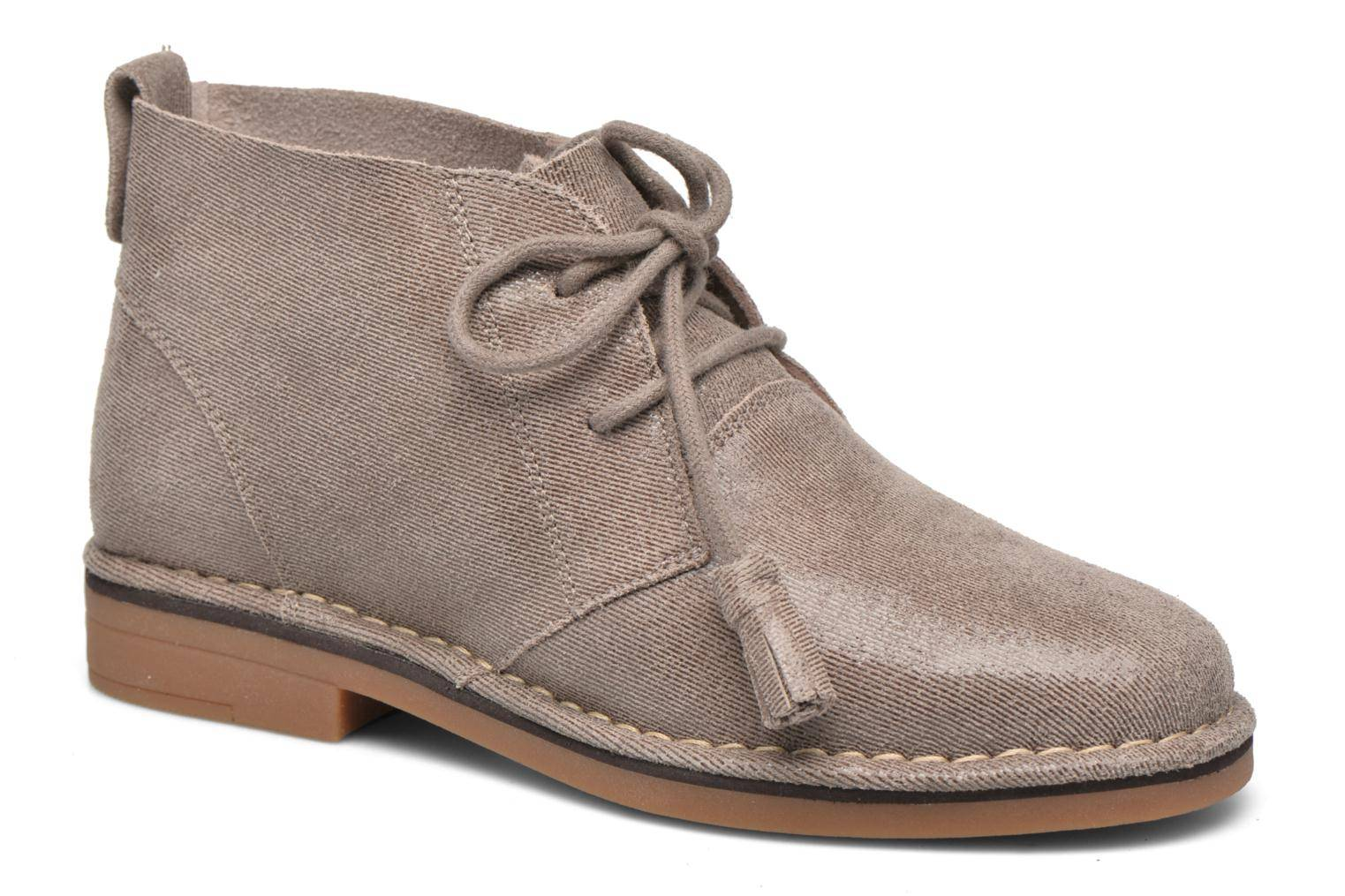 Hush Puppies - Cyra Catelyn by  - Nilkkurit Naisille  / Beige