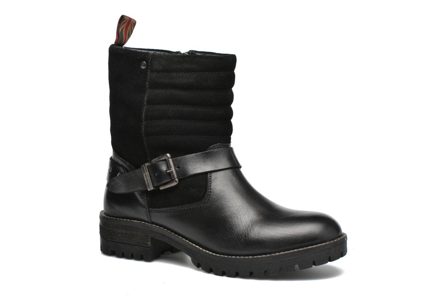 Pepe jeans - Helen Padded by  - Nilkkurit Naisille  / Musta