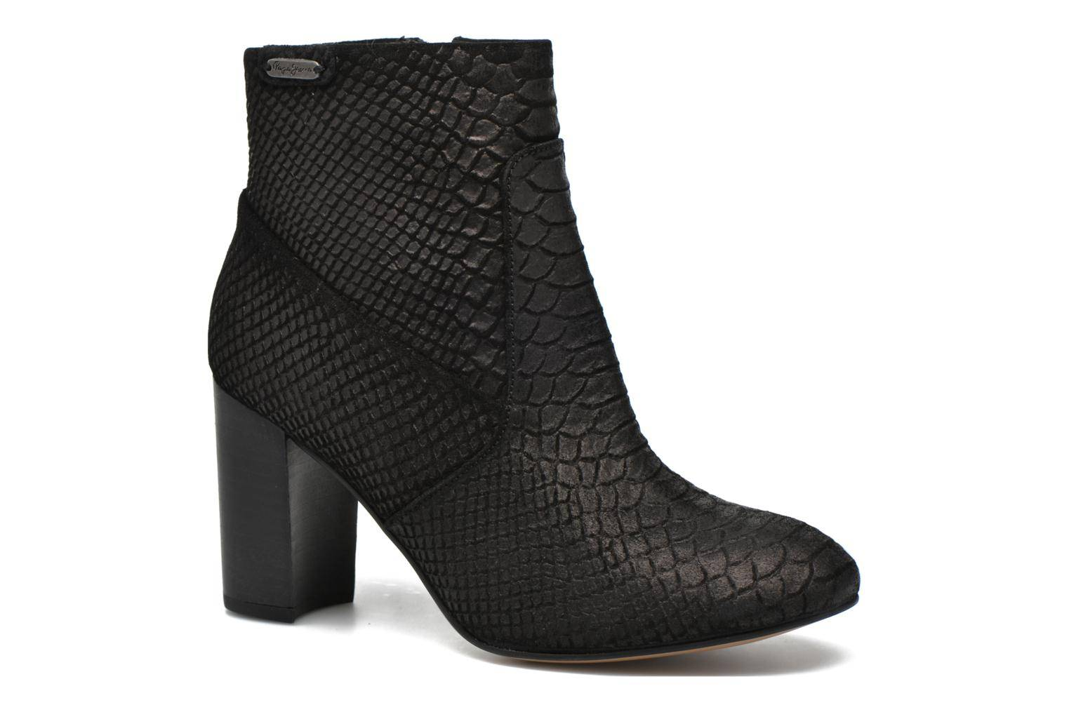 Pepe jeans - Dylan Basic Snake by  - Nilkkurit Naisille  / Musta