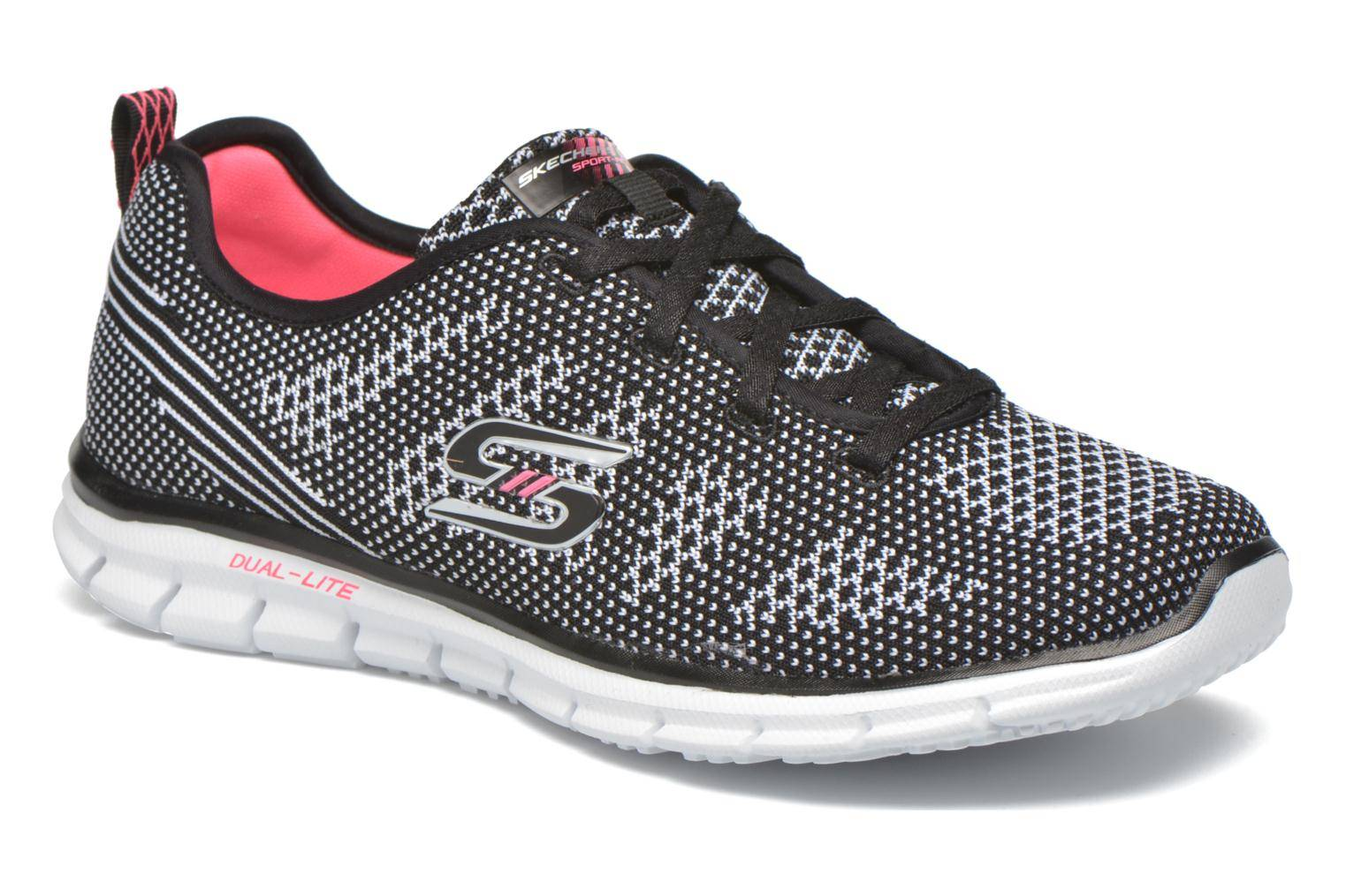 Skechers - Glider - Forever You by  - Tennarit Naisille  / Musta