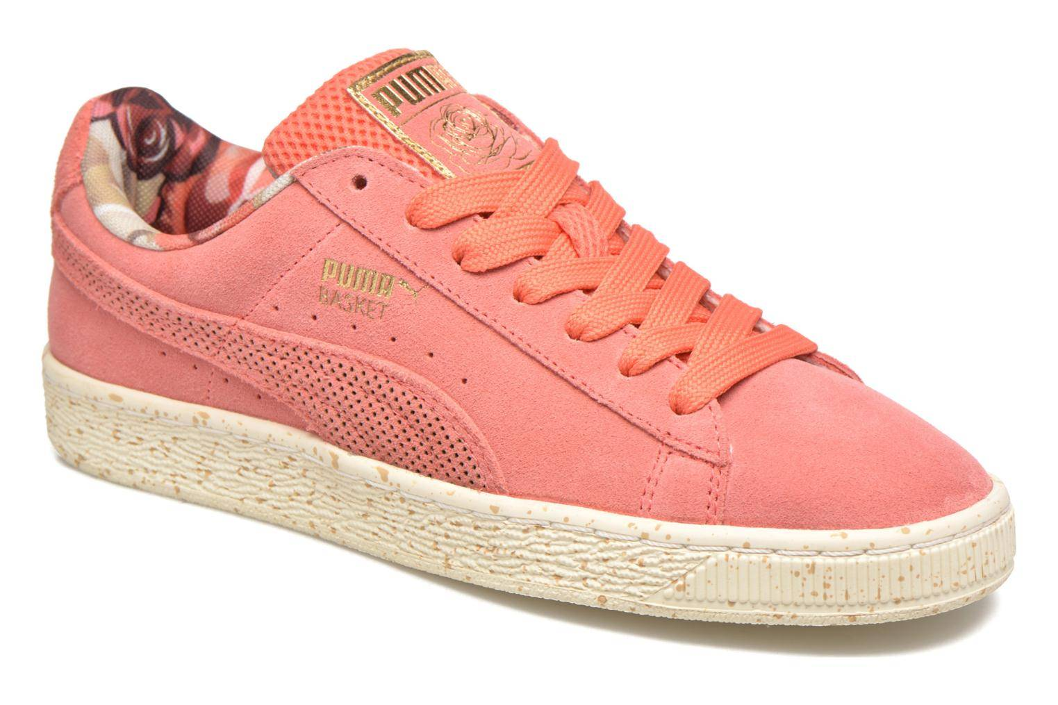 Puma - Select Clyde x Careaux by  - Tennarit Naisille  / Vaaleanpunainen