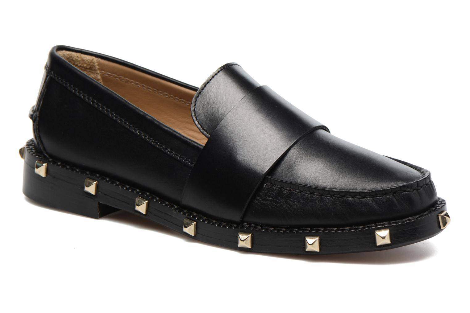 Sonia Rykiel - Mocassin Clous by  - Loaferit Naisille  / Musta
