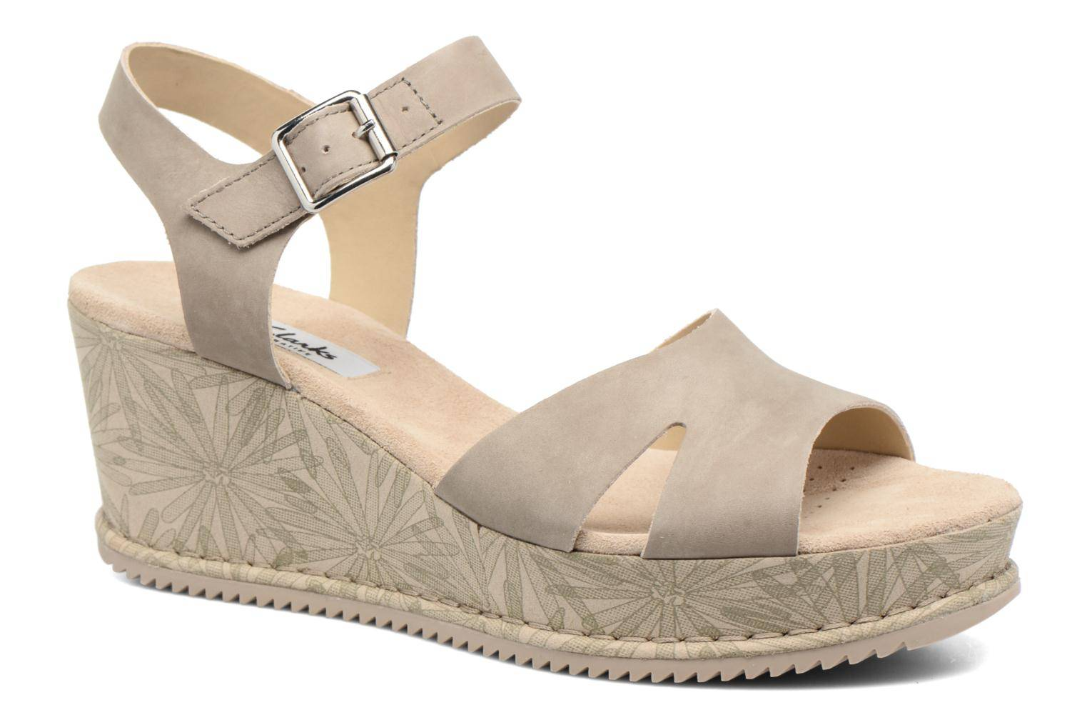 Clarks - Akilah Eden by  - Sandaalit Naisille  / Beige