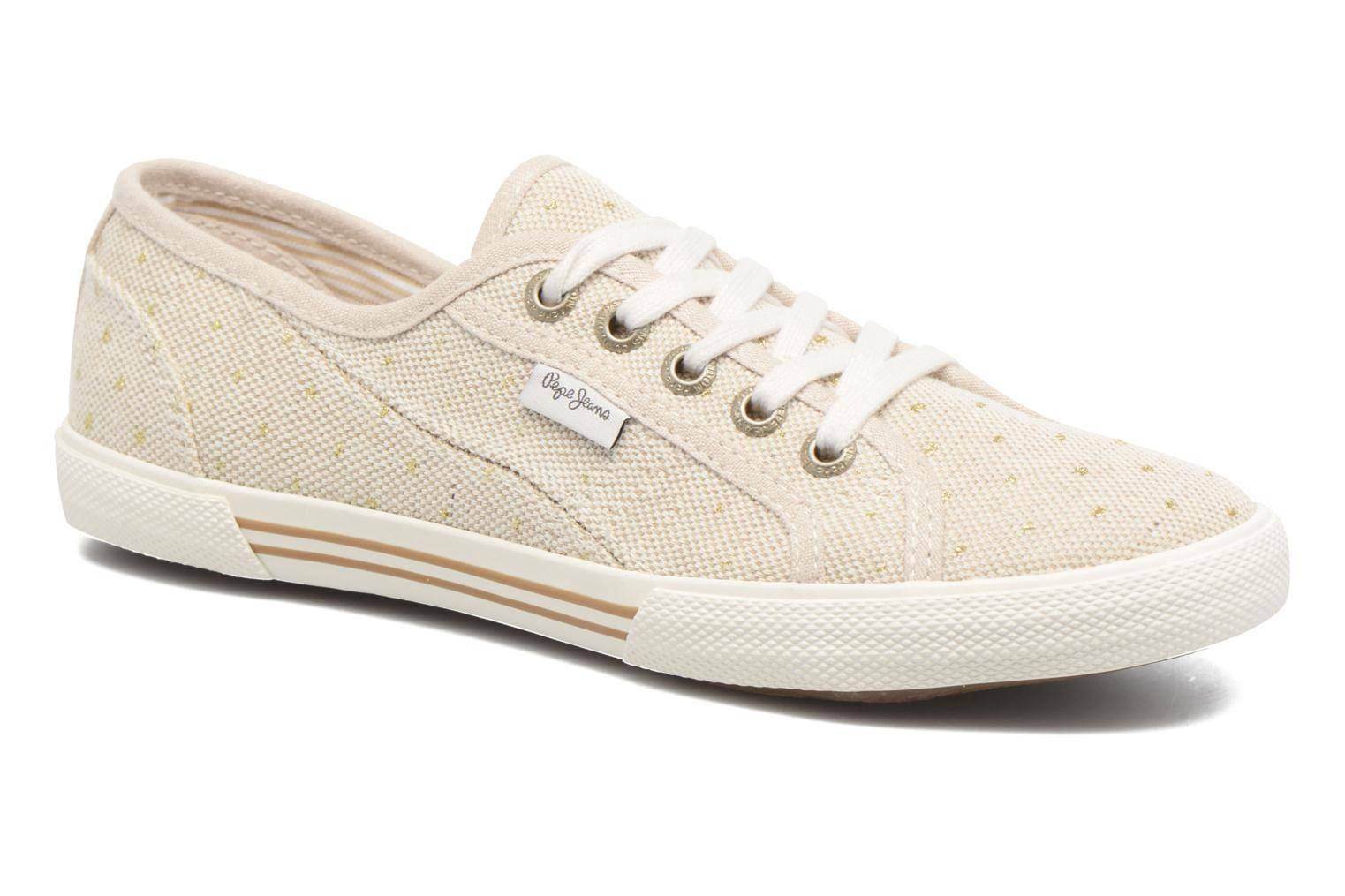 Pepe jeans - Aberlady Spots by  - Tennarit Naisille  / Beige