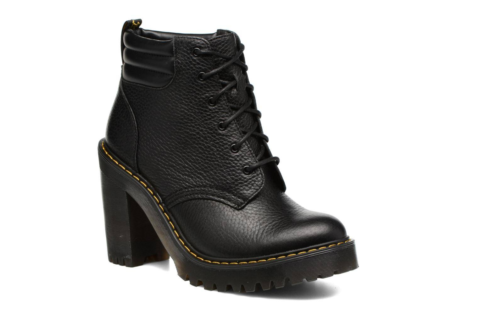 Dr. Martens - Persephone by  - Nilkkurit Naisille  / Musta