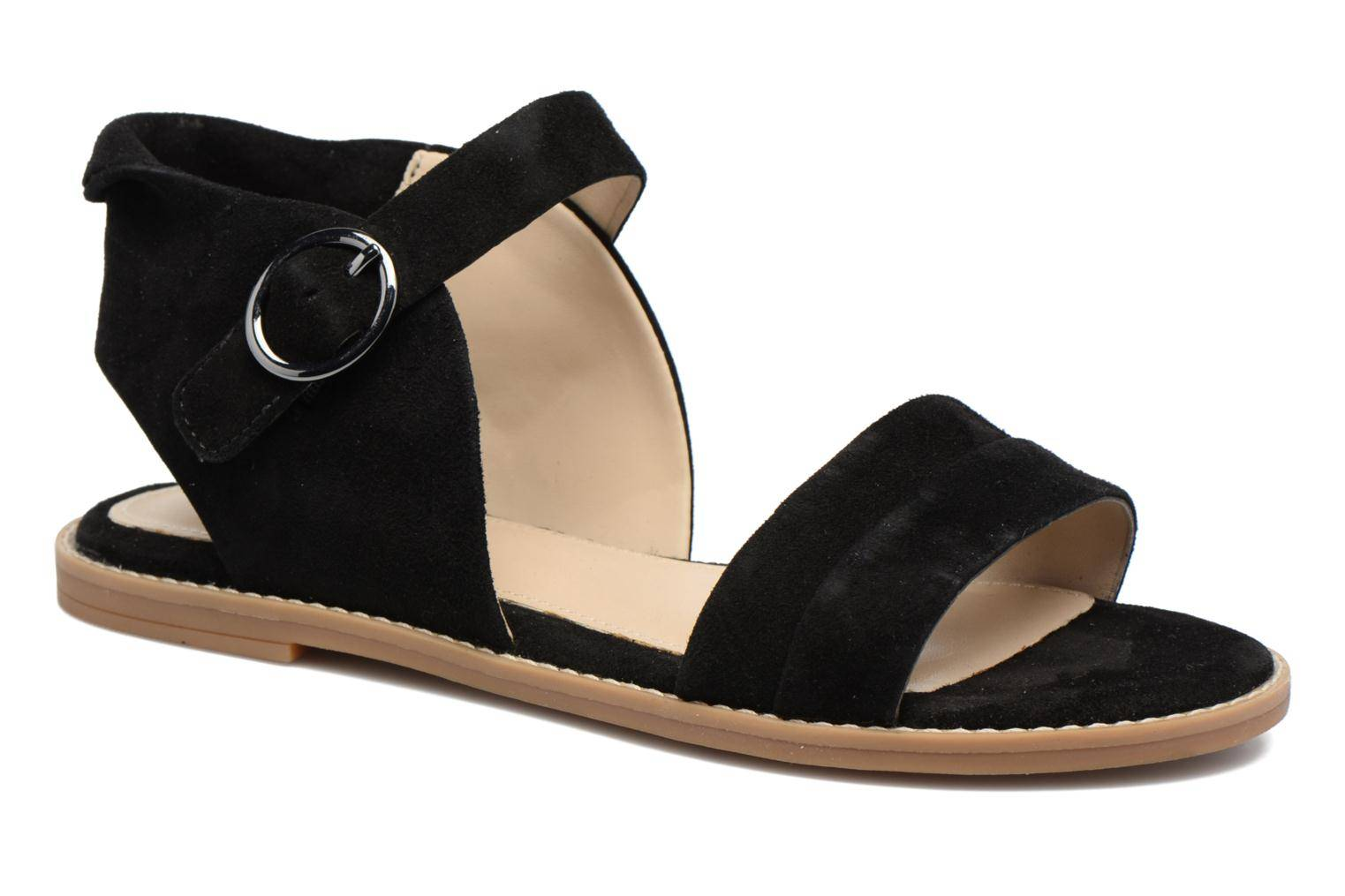Hush Puppies - Abia by  - Sandaalit Naisille  / Musta
