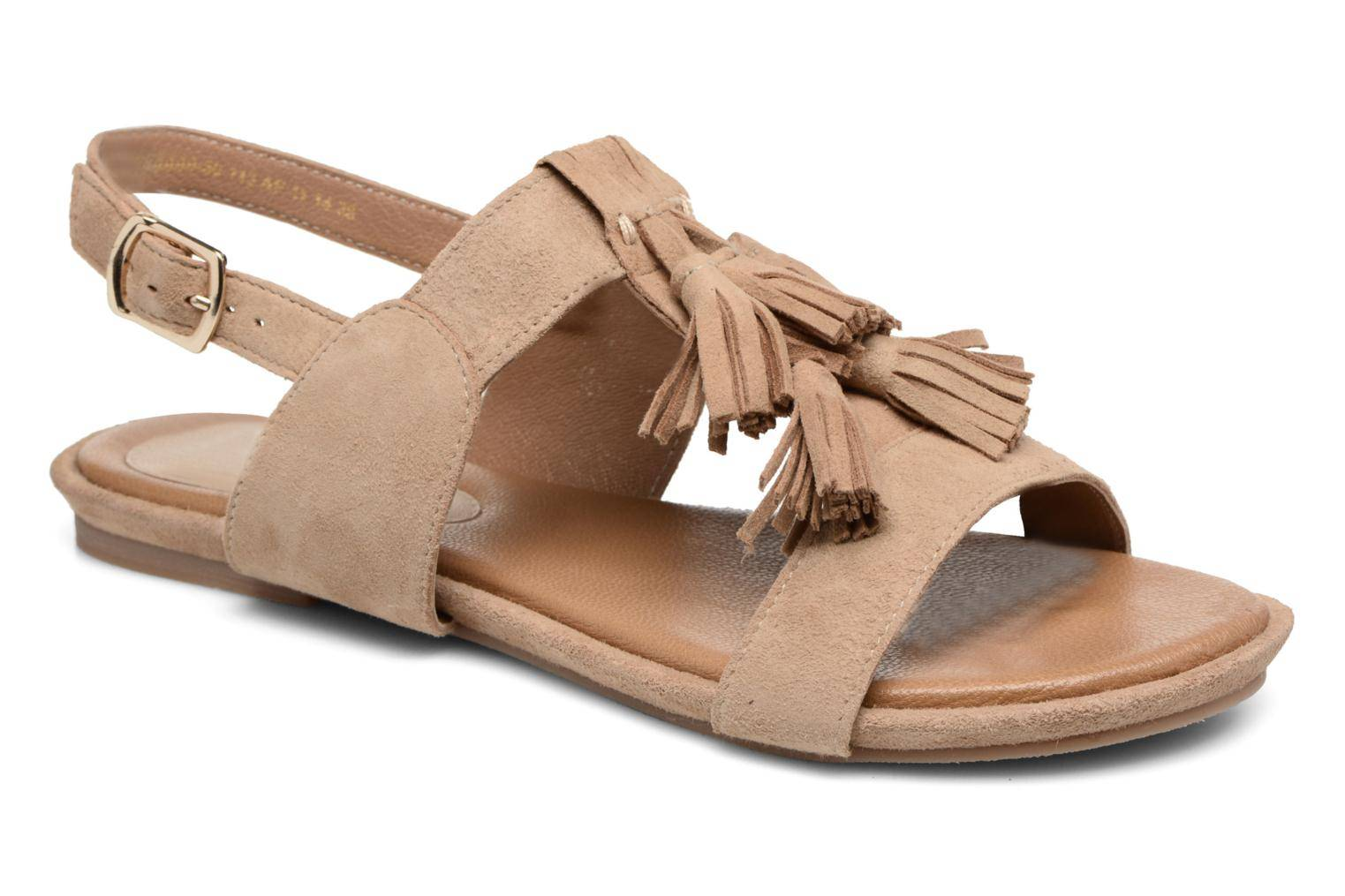 Hush Puppies - Gandy by  - Sandaalit Naisille  / Beige