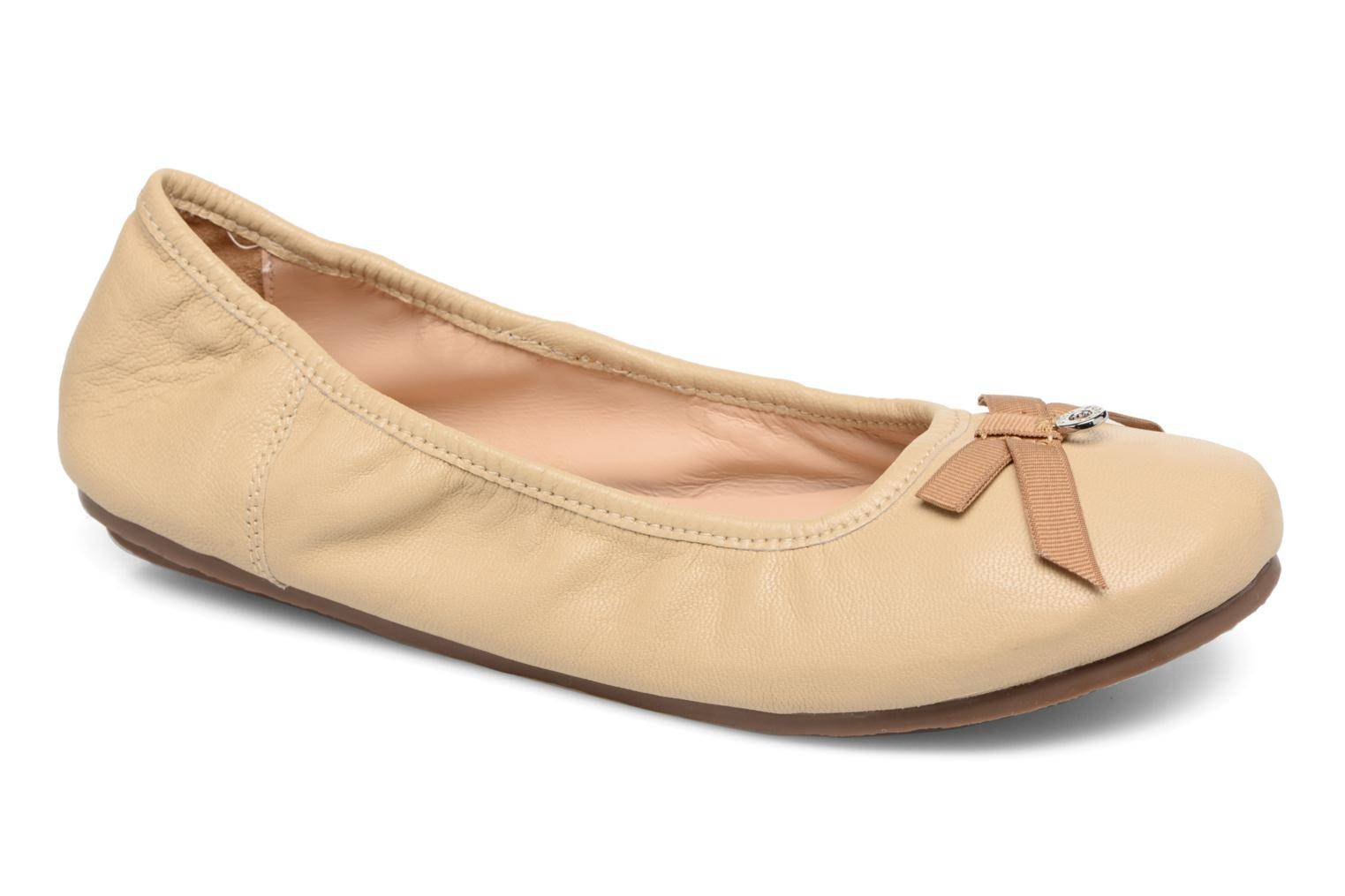Hush Puppies - Lilas by  - Ballerinat Naisille  / Beige