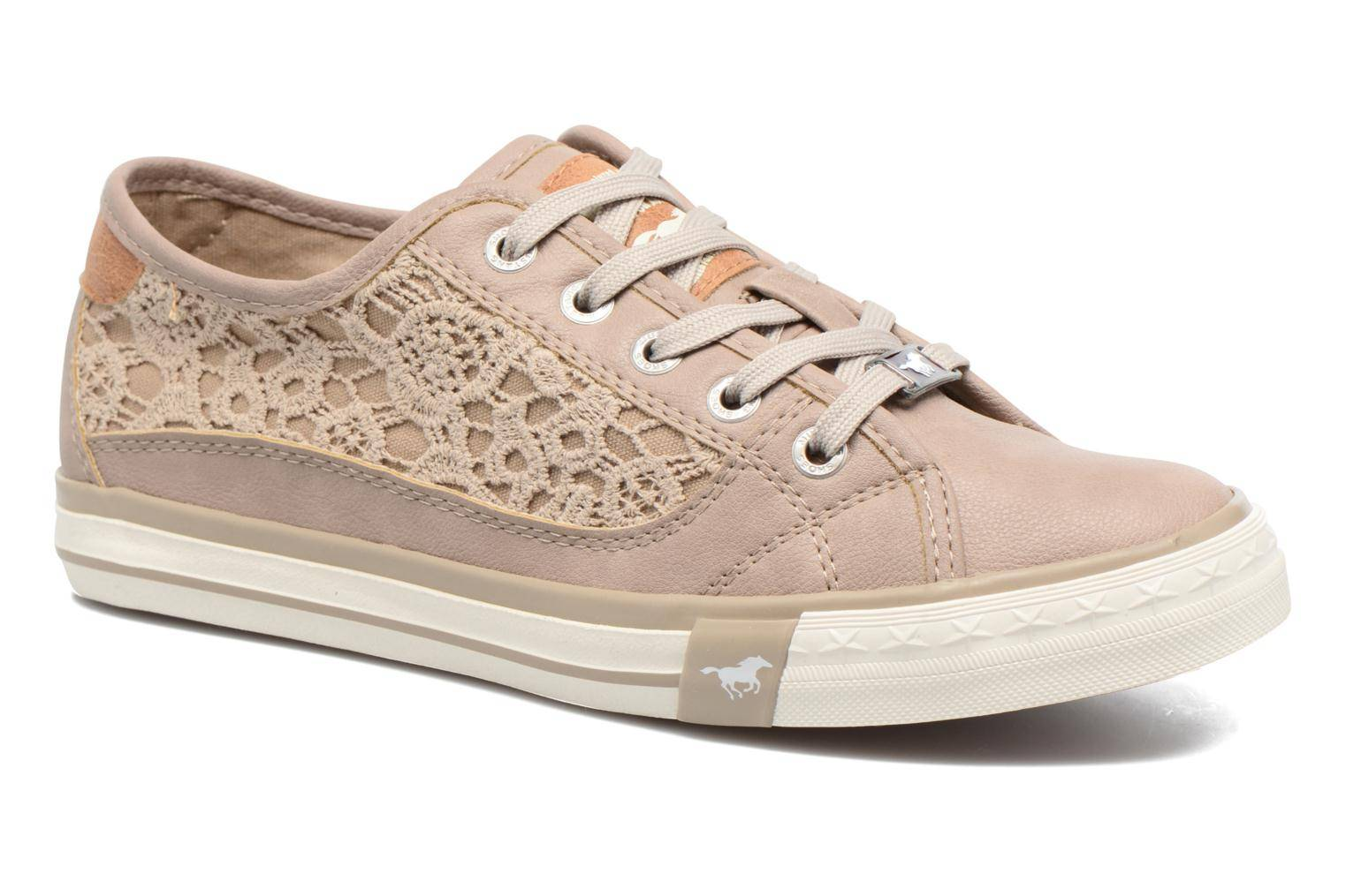Mustang shoes - Smith N by  - Tennarit Naisille  / Beige
