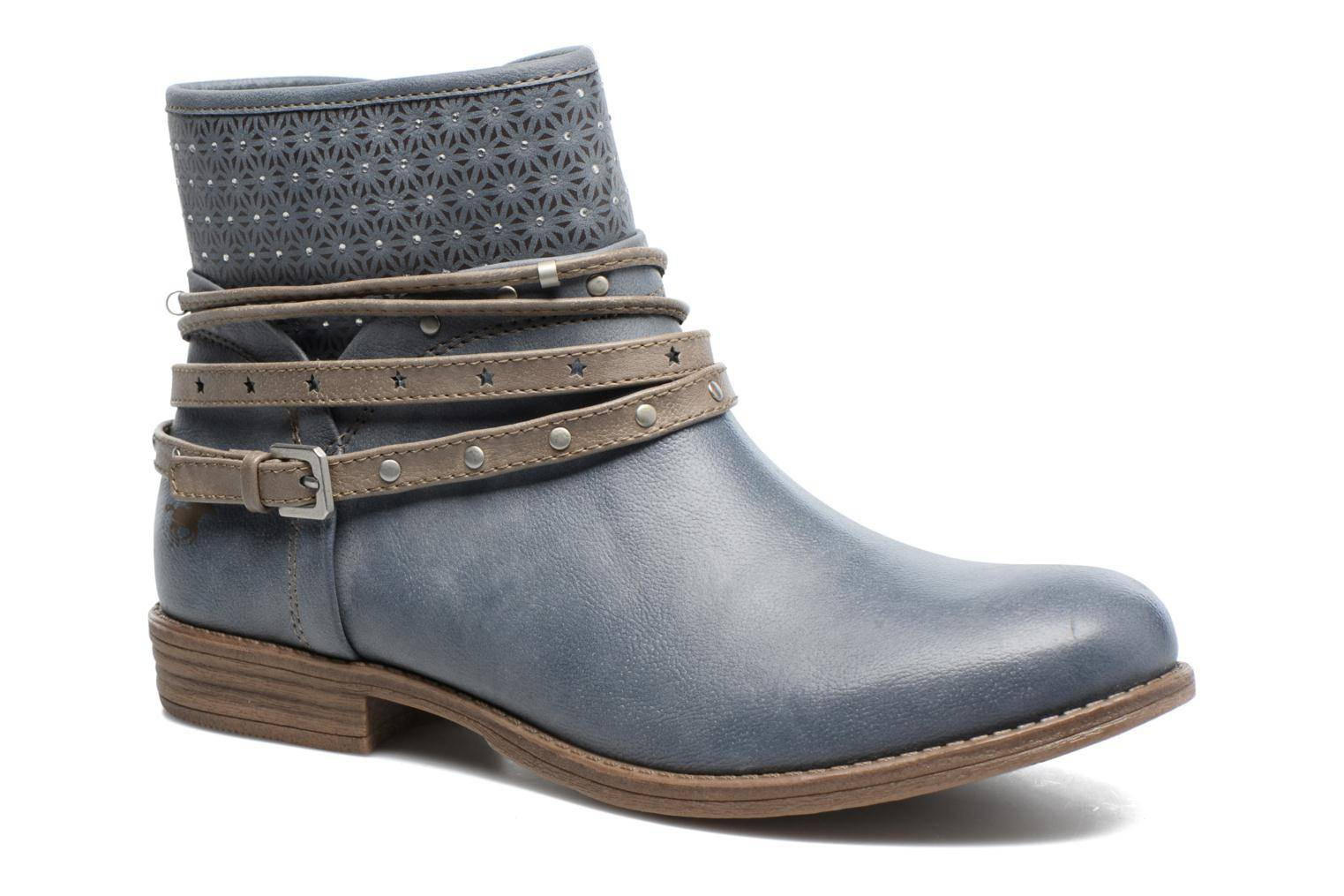 Mustang shoes - Calliope by  - Nilkkurit Naisille  / Harmaa