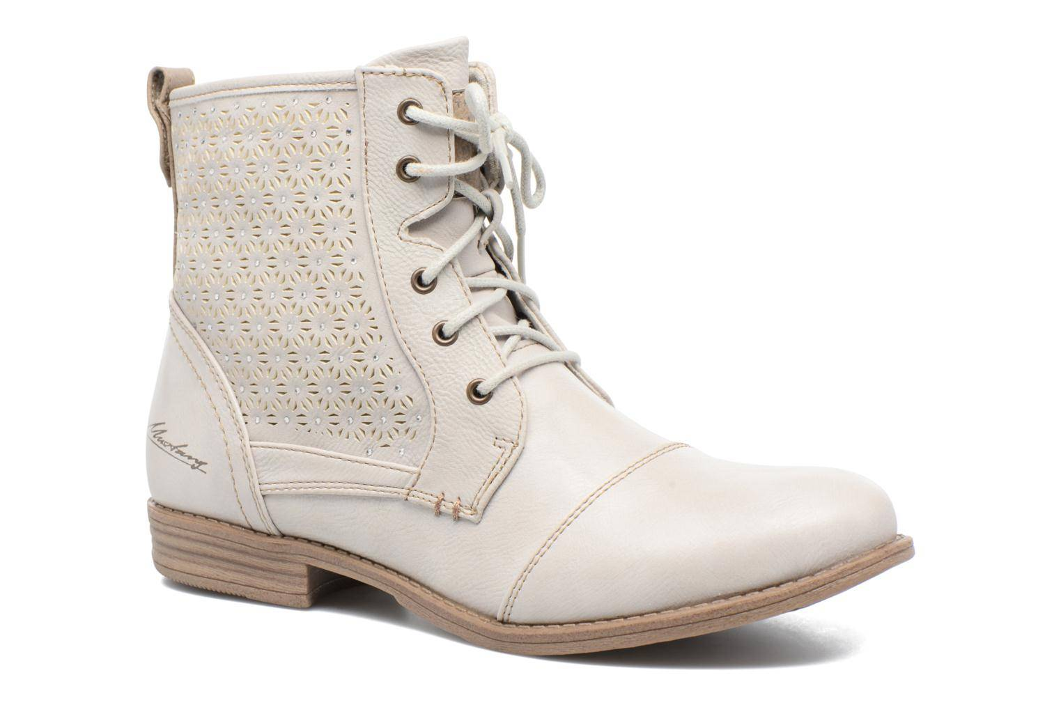 Mustang shoes - Chiara by  - Nilkkurit Naisille  / Beige
