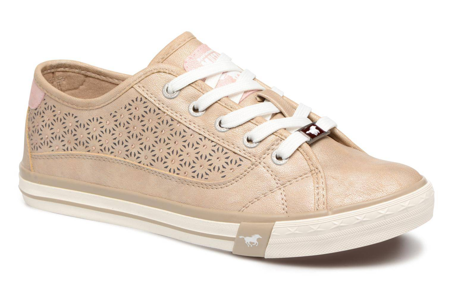 Mustang shoes - Verena by  - Tennarit Naisille  / Beige