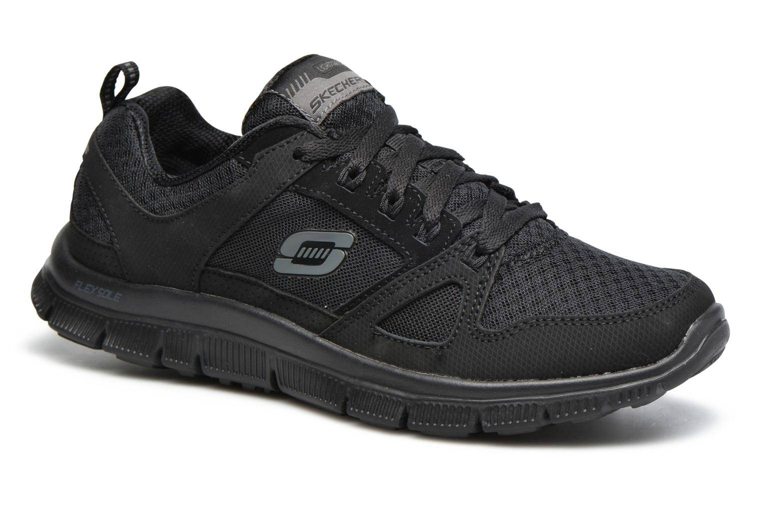 Skechers - Flex Appeal Adaptable by  - Tennarit Naisille  / Musta