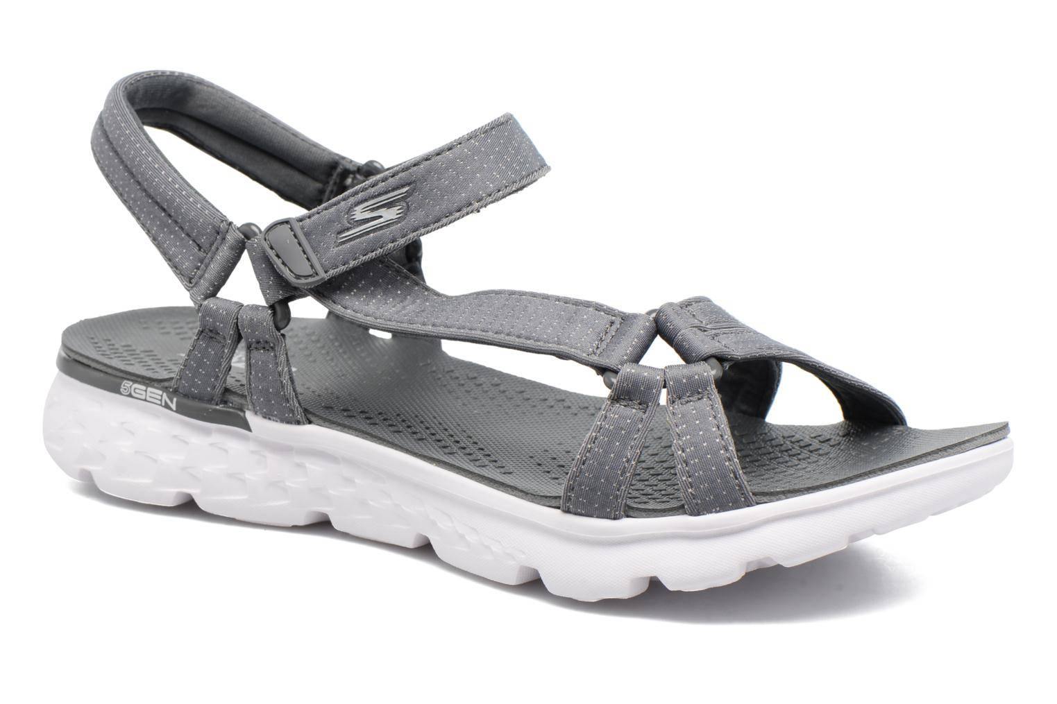 Skechers - on-the-GO 400 W by  - Sandaalit Naisille  / Harmaa