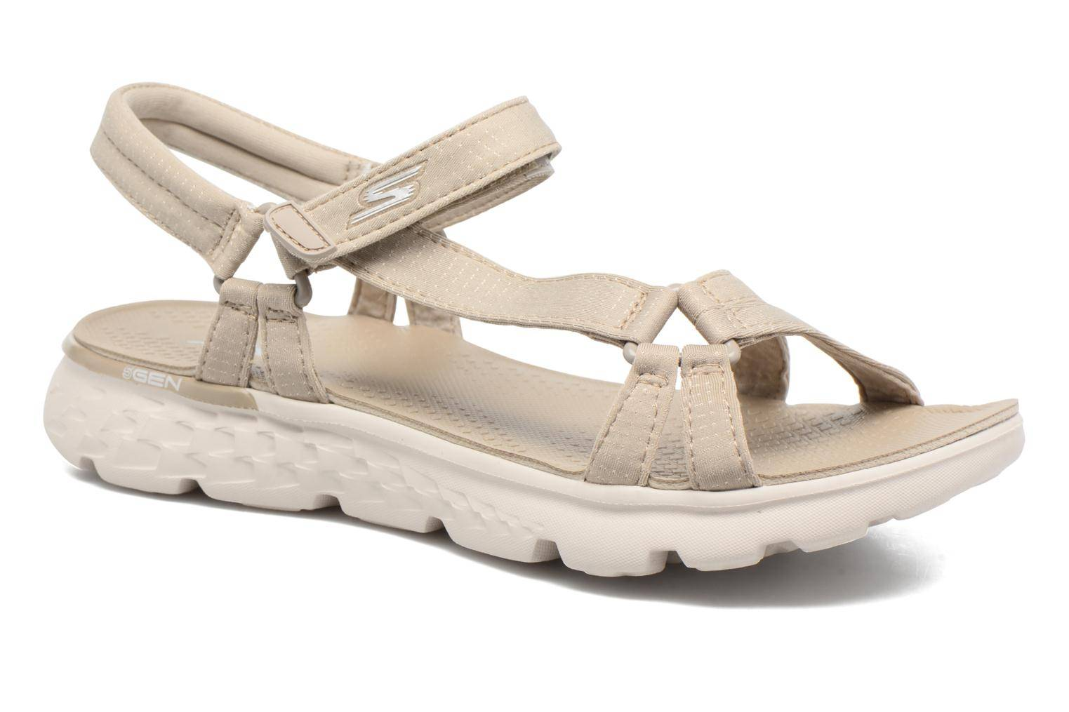 Skechers - on-the-GO 400 W by  - Sandaalit Naisille  / Beige